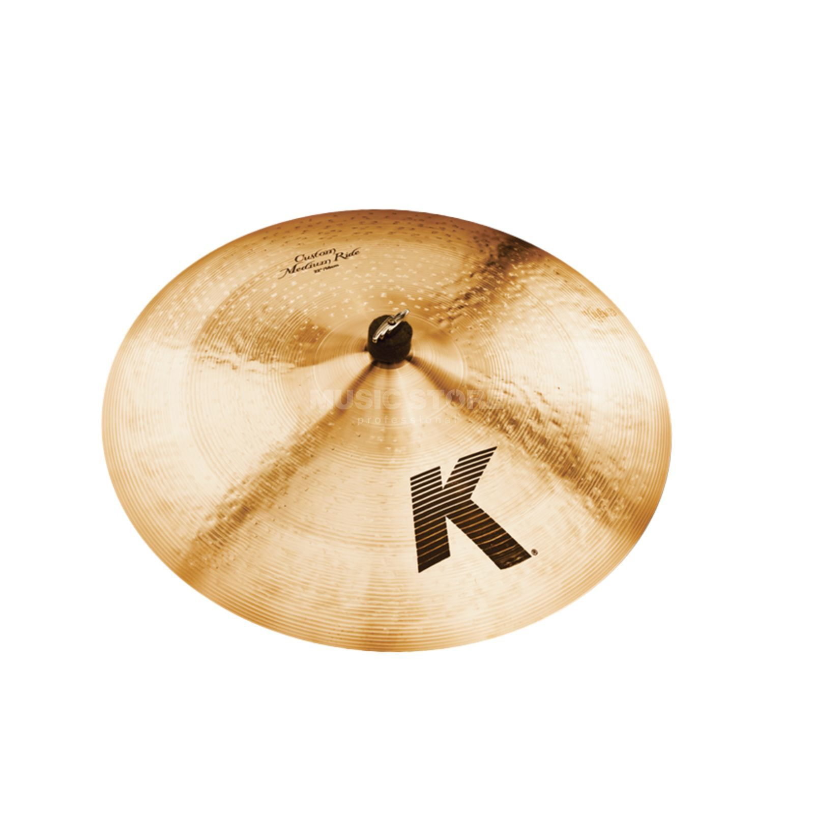 "Zildjian K-Custom Medium Ride 22""  Produktbild"