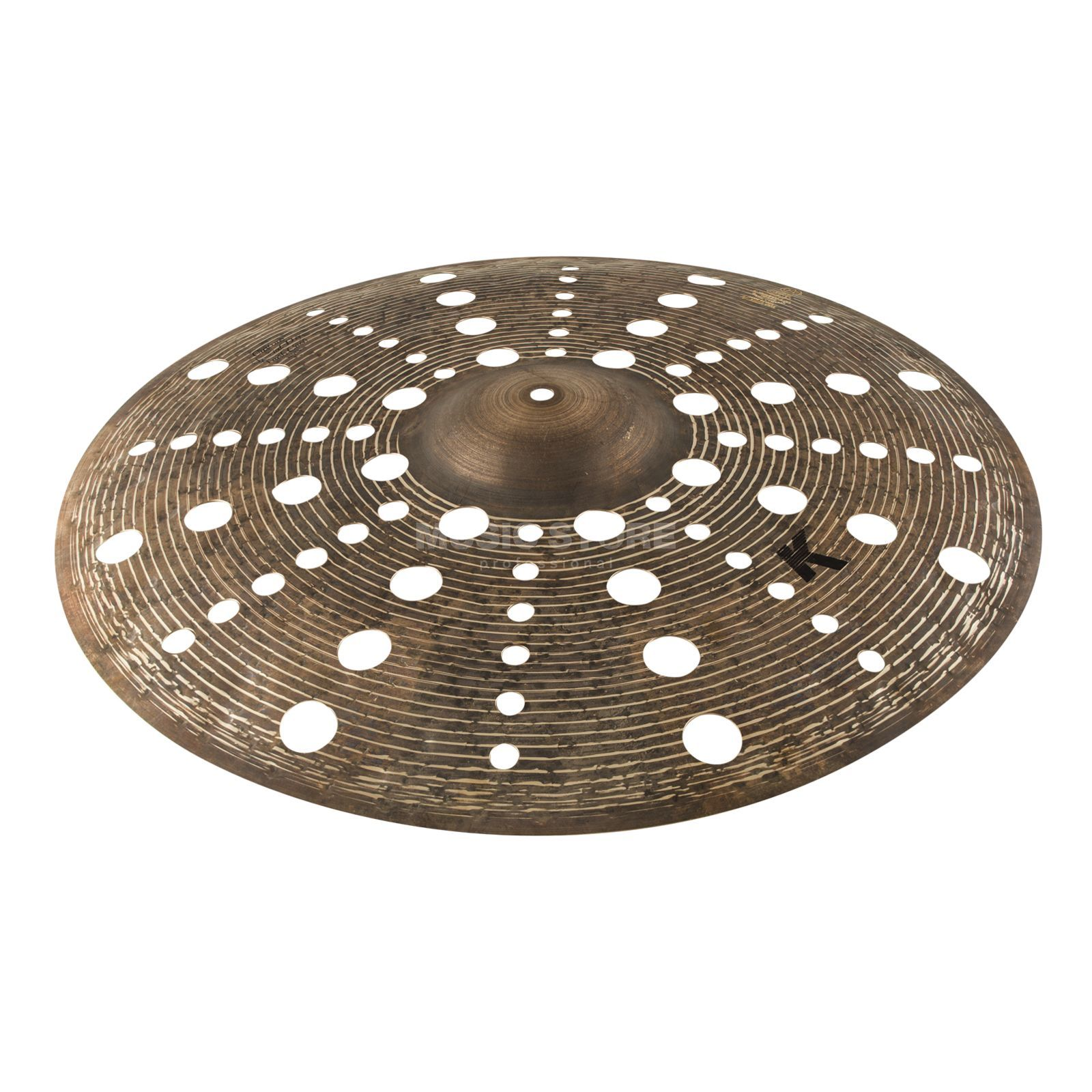 "Zildjian K-Custom Special Dry Trash Crash 21"", Natural Product Image"