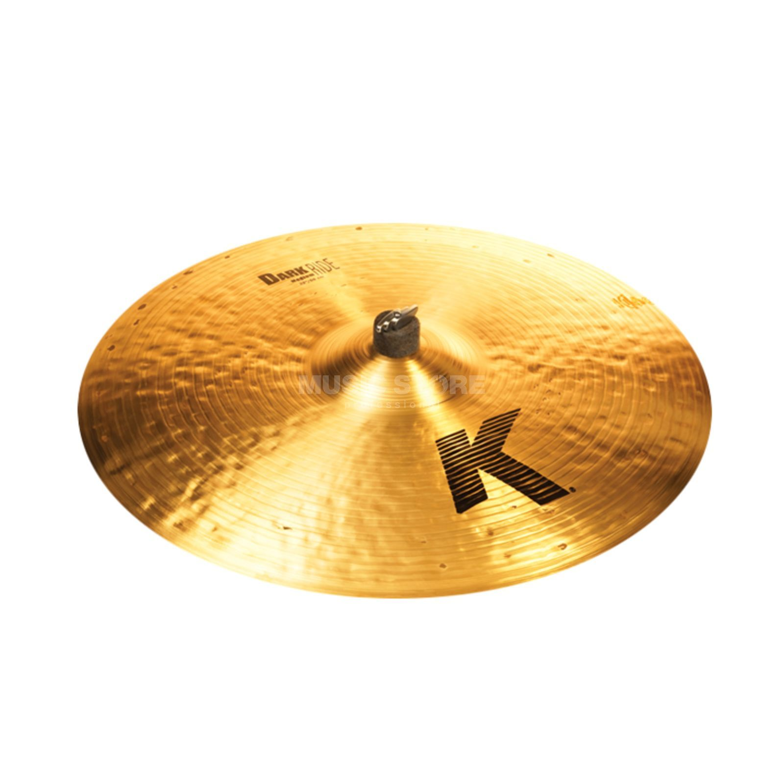 "Zildjian K' Dark Medium Ride 22"", Traditional Finish Produktbillede"
