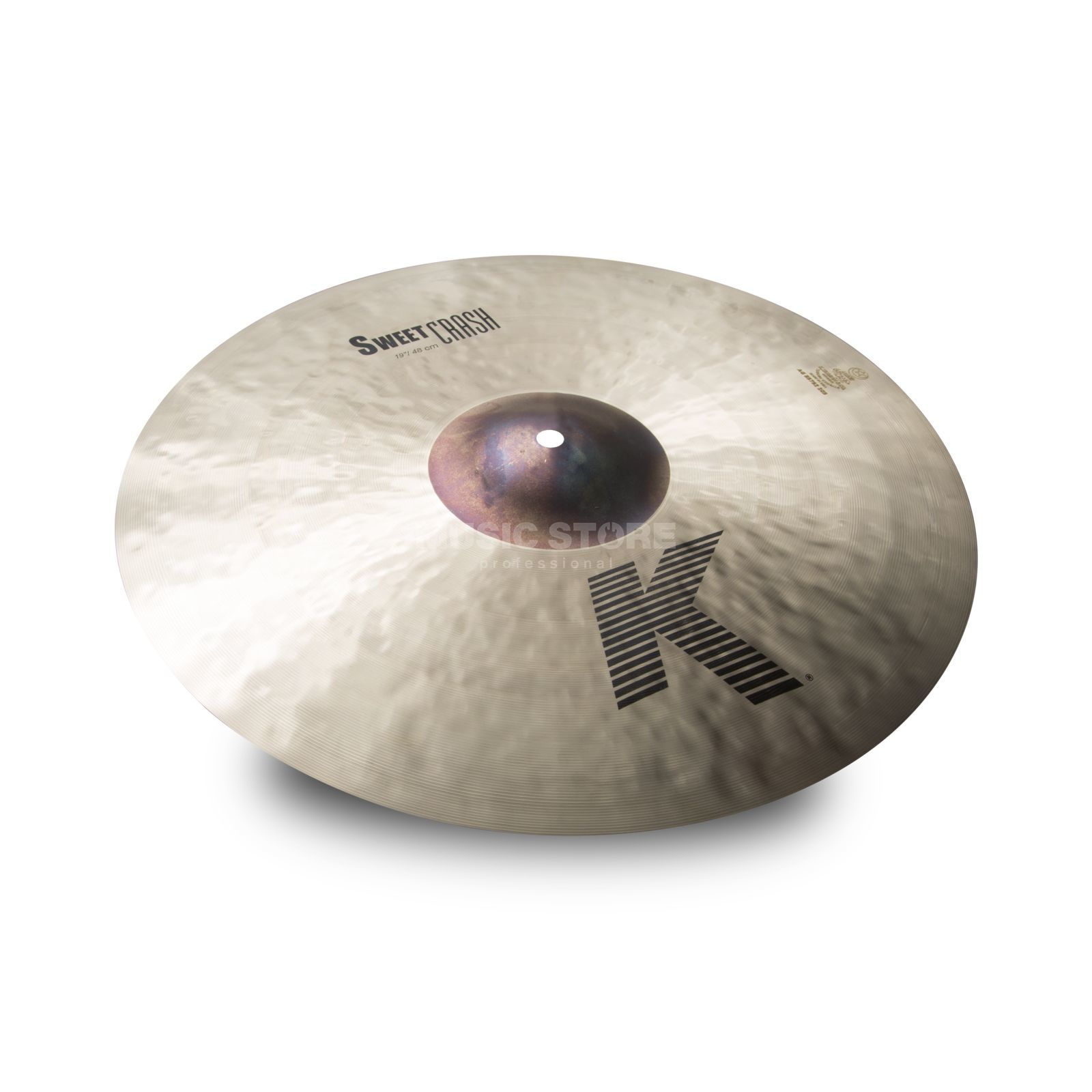 "Zildjian K' Sweet Crash 19"" Traditional Finish Product Image"