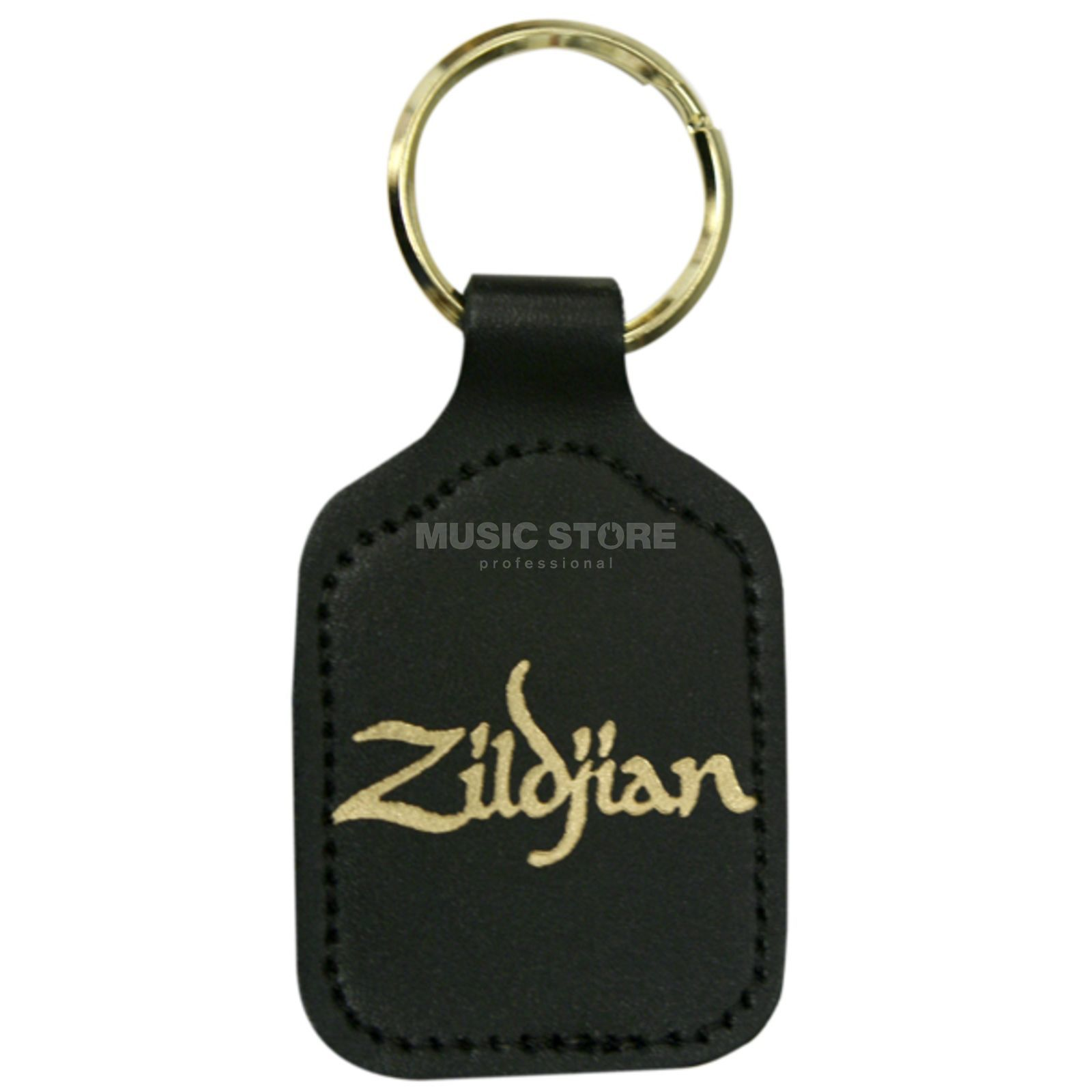 Zildjian Leather Key Ring  Product Image