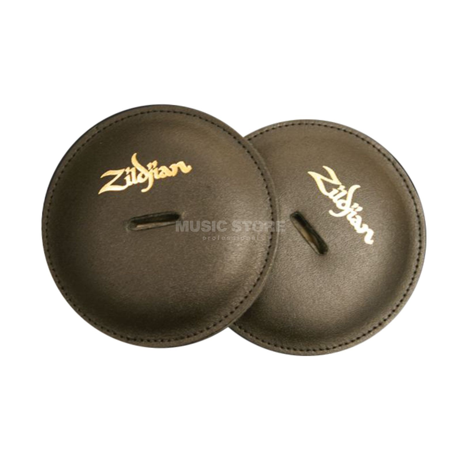 Zildjian Leather Pads (Pair) für Marching Cymbals Produktbild
