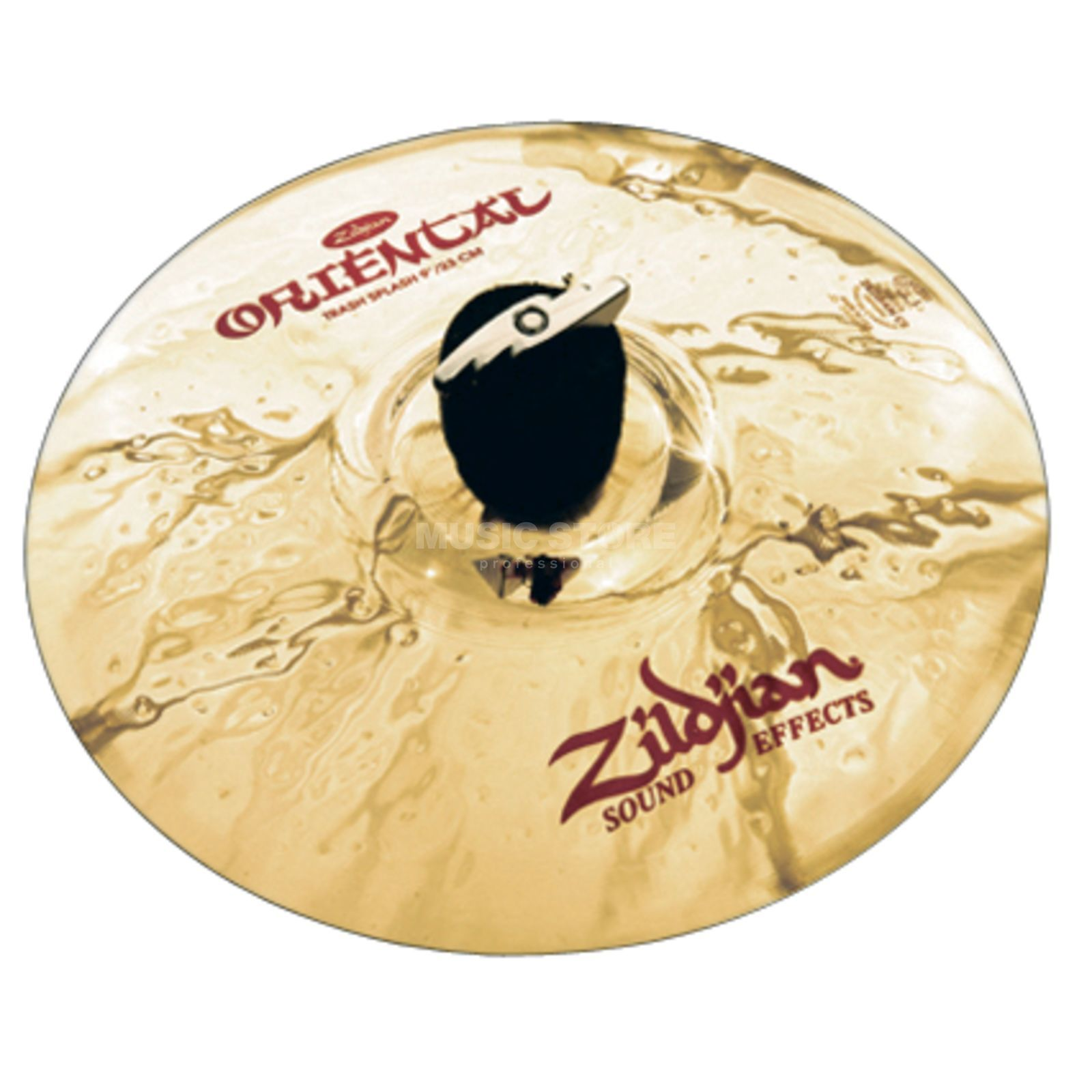 "Zildjian Oriental Trash Splash 9"" Oriental Sounds Produktbild"