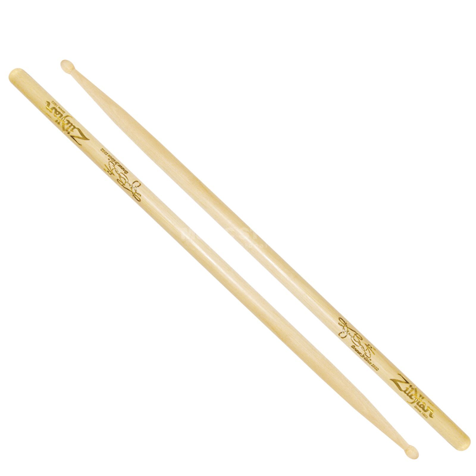 Zildjian Ronald Bruner Jr. Sticks, Orange Finish Produktbillede