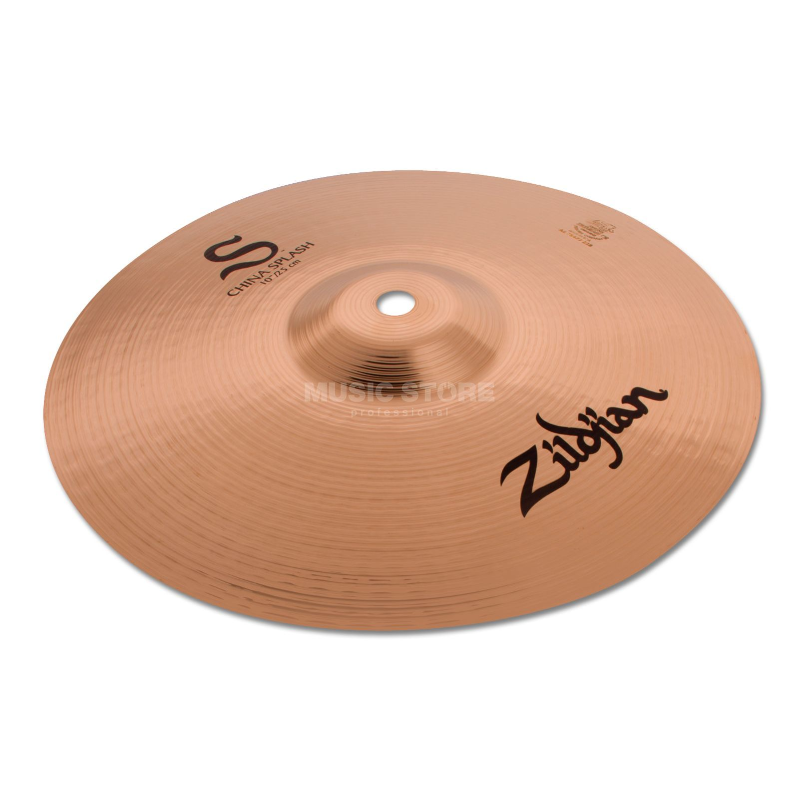 "Zildjian S-Series China Splash 10"", Paper Thin, Brilliant Produktbillede"