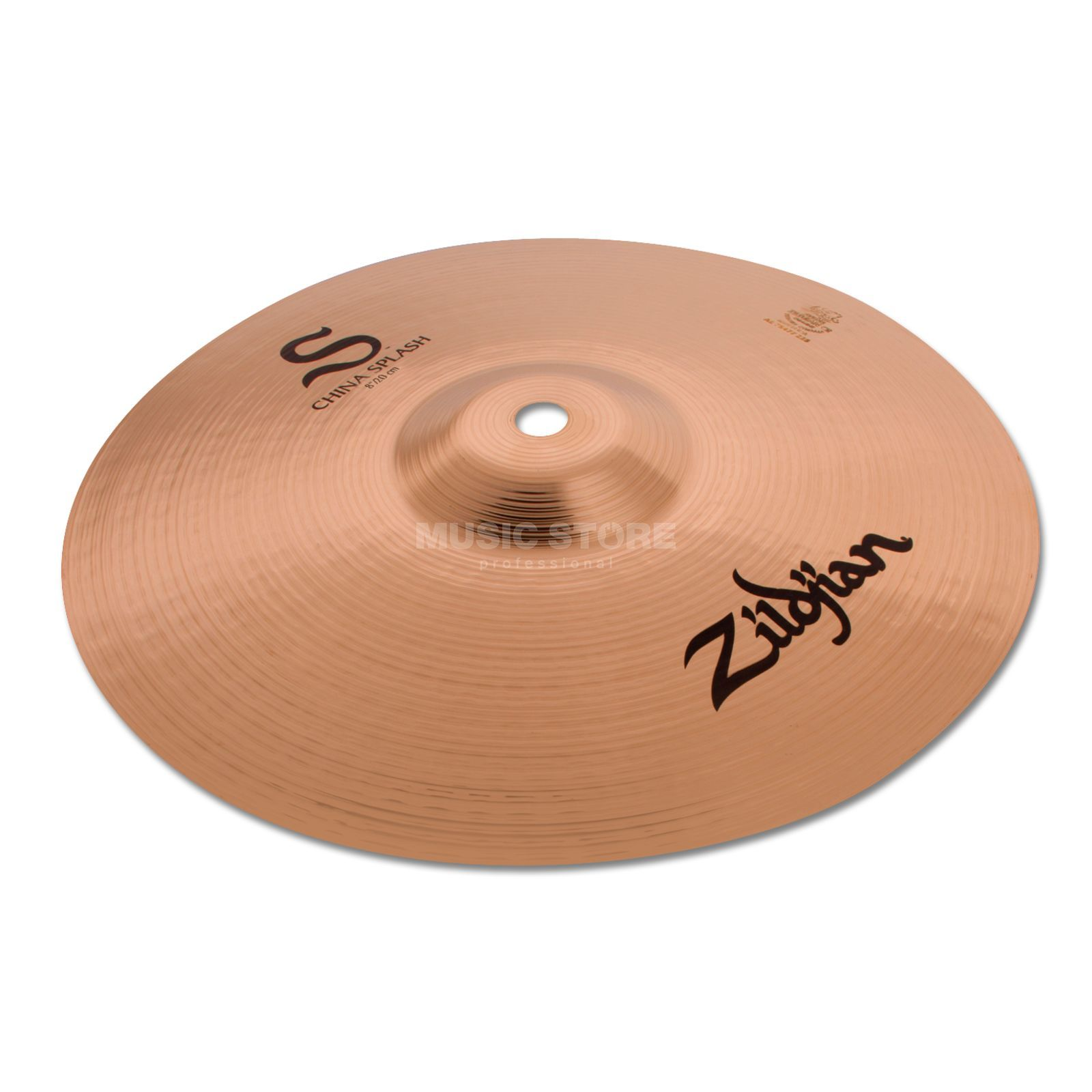 "Zildjian S-Series China Splash 8"", Paper Thin, Brilliant Produktbillede"