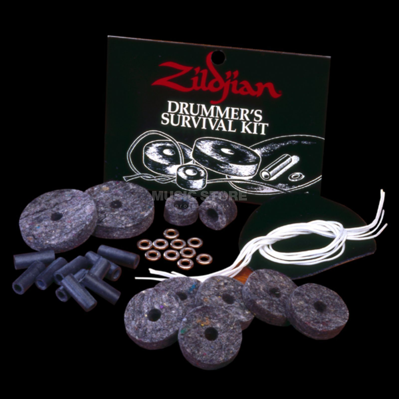 Zildjian Survival Kit  Produktbild