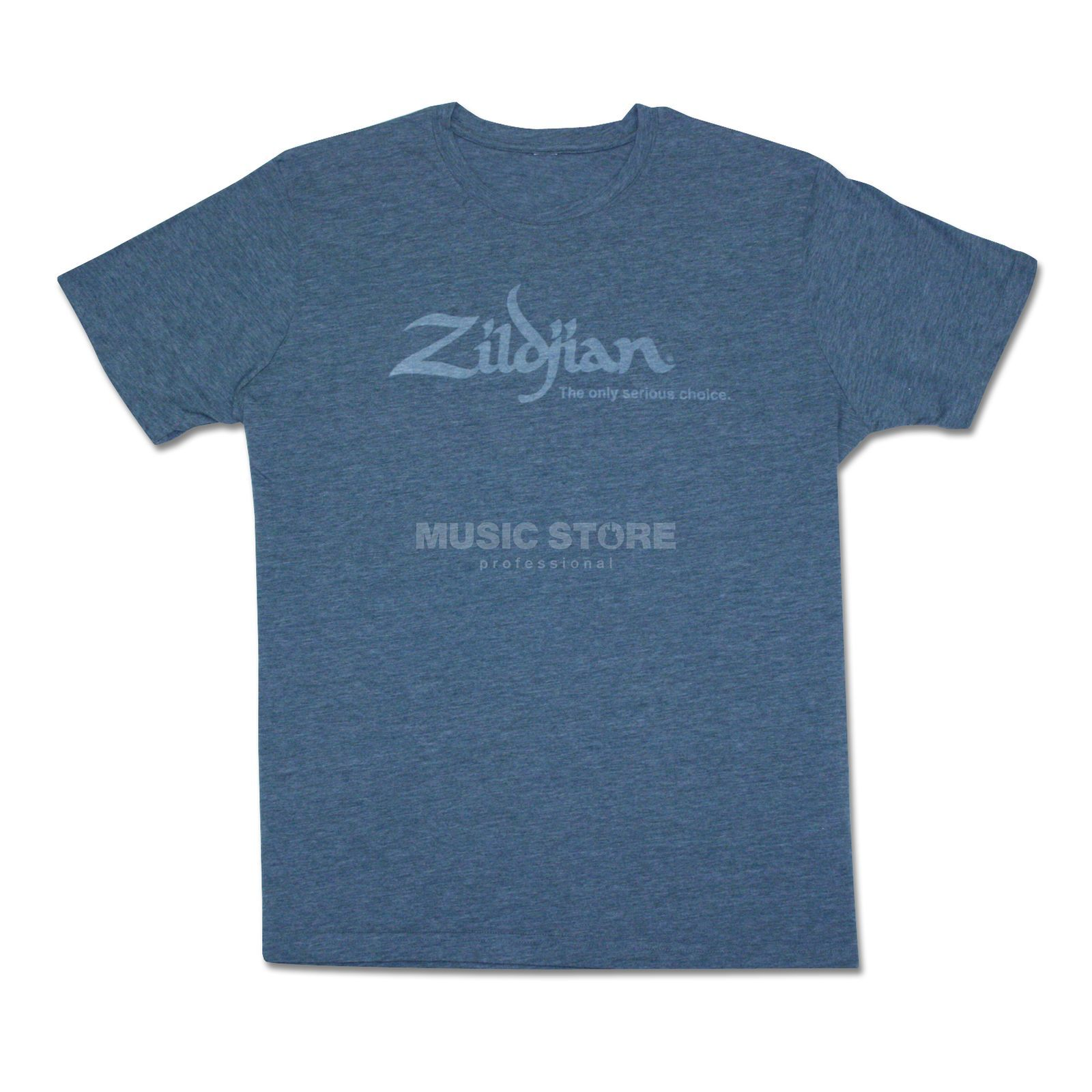 Zildjian T-Shirt Heathered Blue, meliert, XXL Product Image