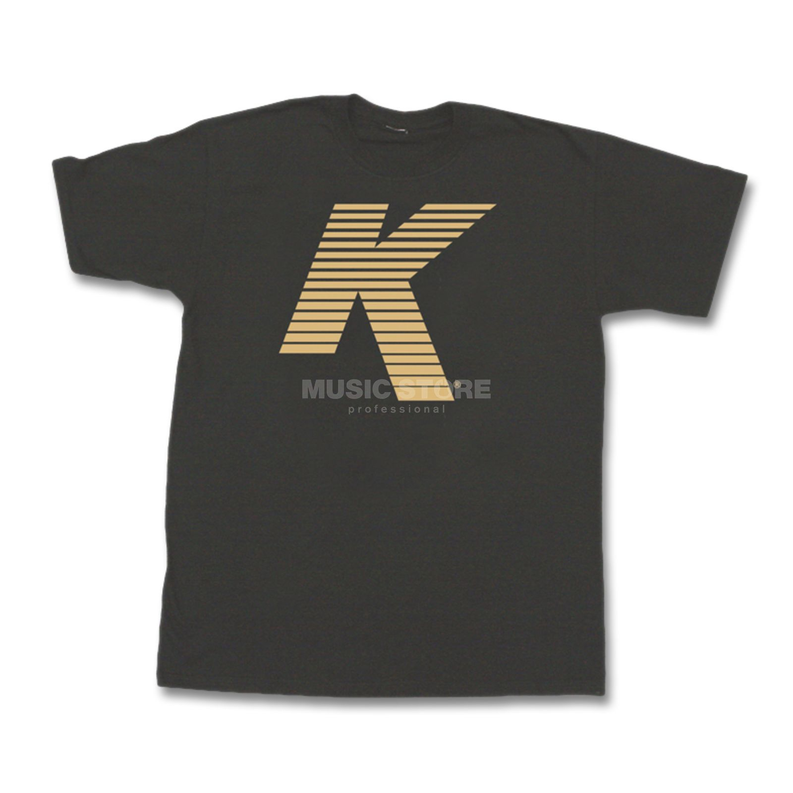 Zildjian T-Shirt Vented K Logo Black, Medium Produktbild