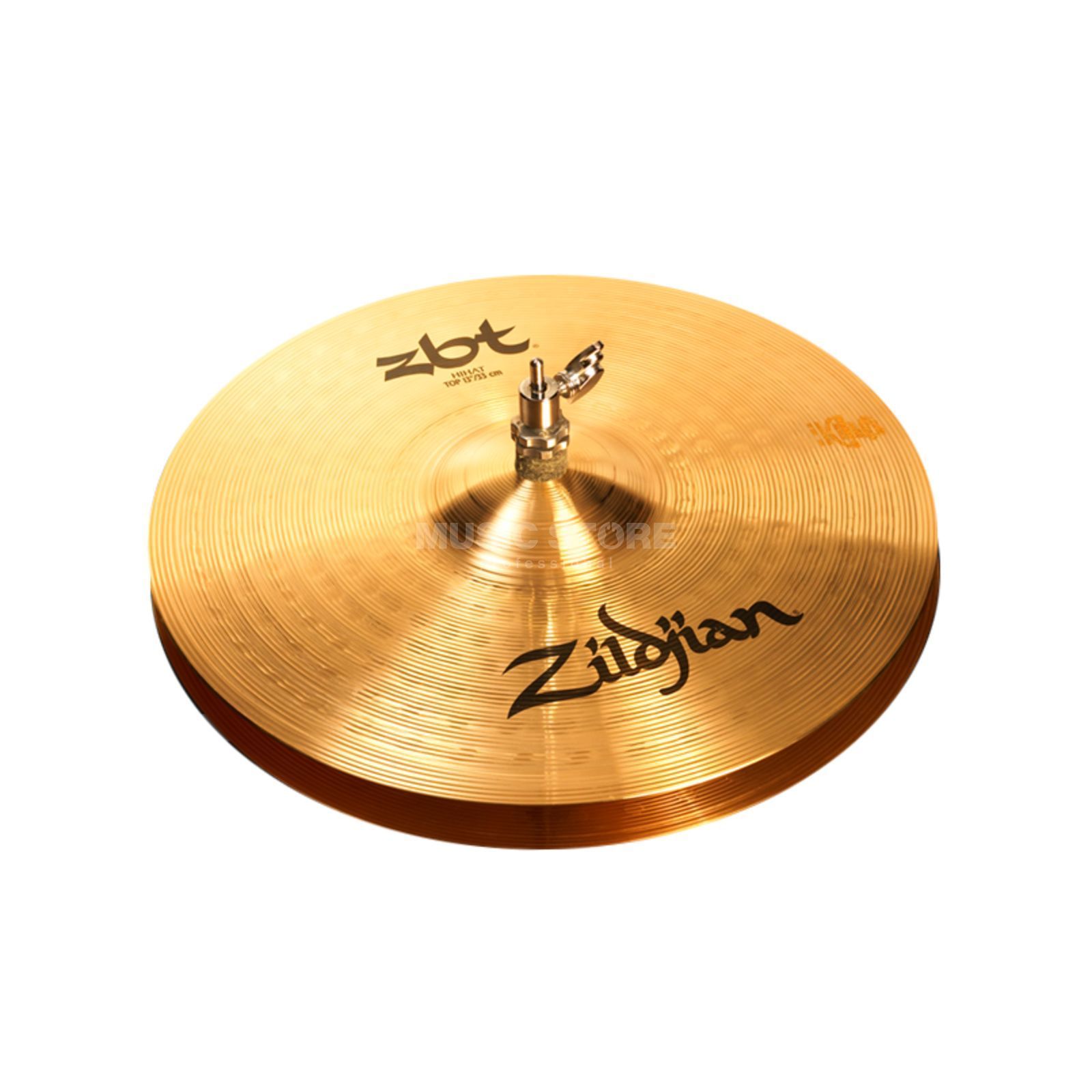 "Zildjian ZBT 13"" Hi-Hat Pair Brilliant Finish Product Image"