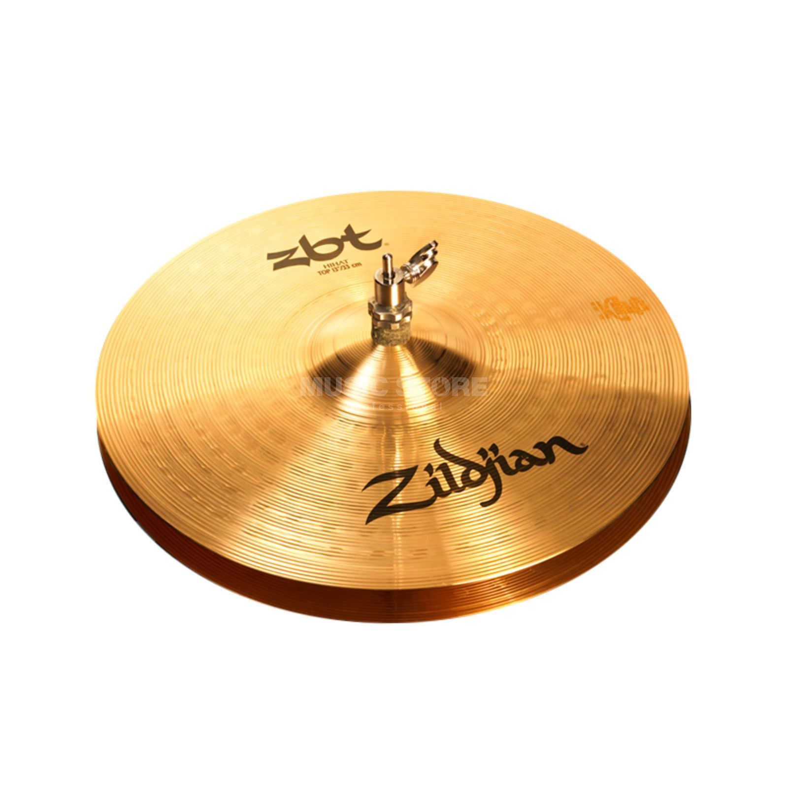"Zildjian ZBT 14"" Hi-Hat Pair Brilliant Finish Product Image"
