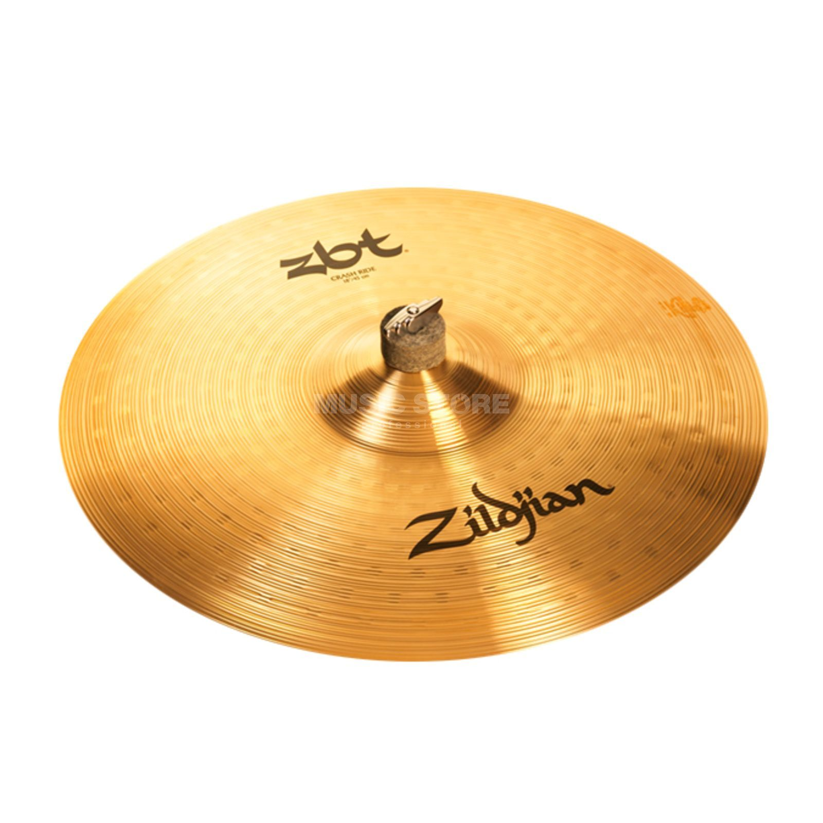 "Zildjian ZBT Crash Ride 18"" Brilliant Finish Produktbild"