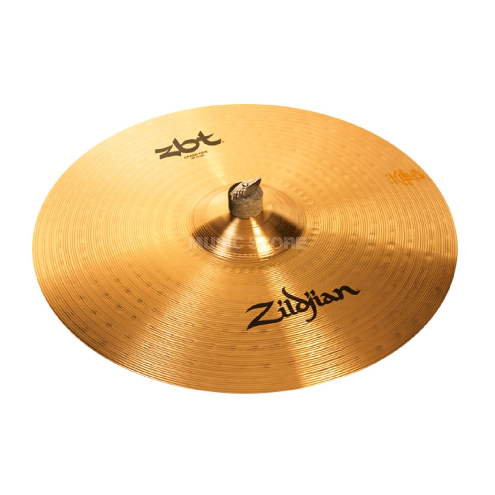 "Zildjian ZBT Crash Ride 20"" Brilliant Finish Product Image"