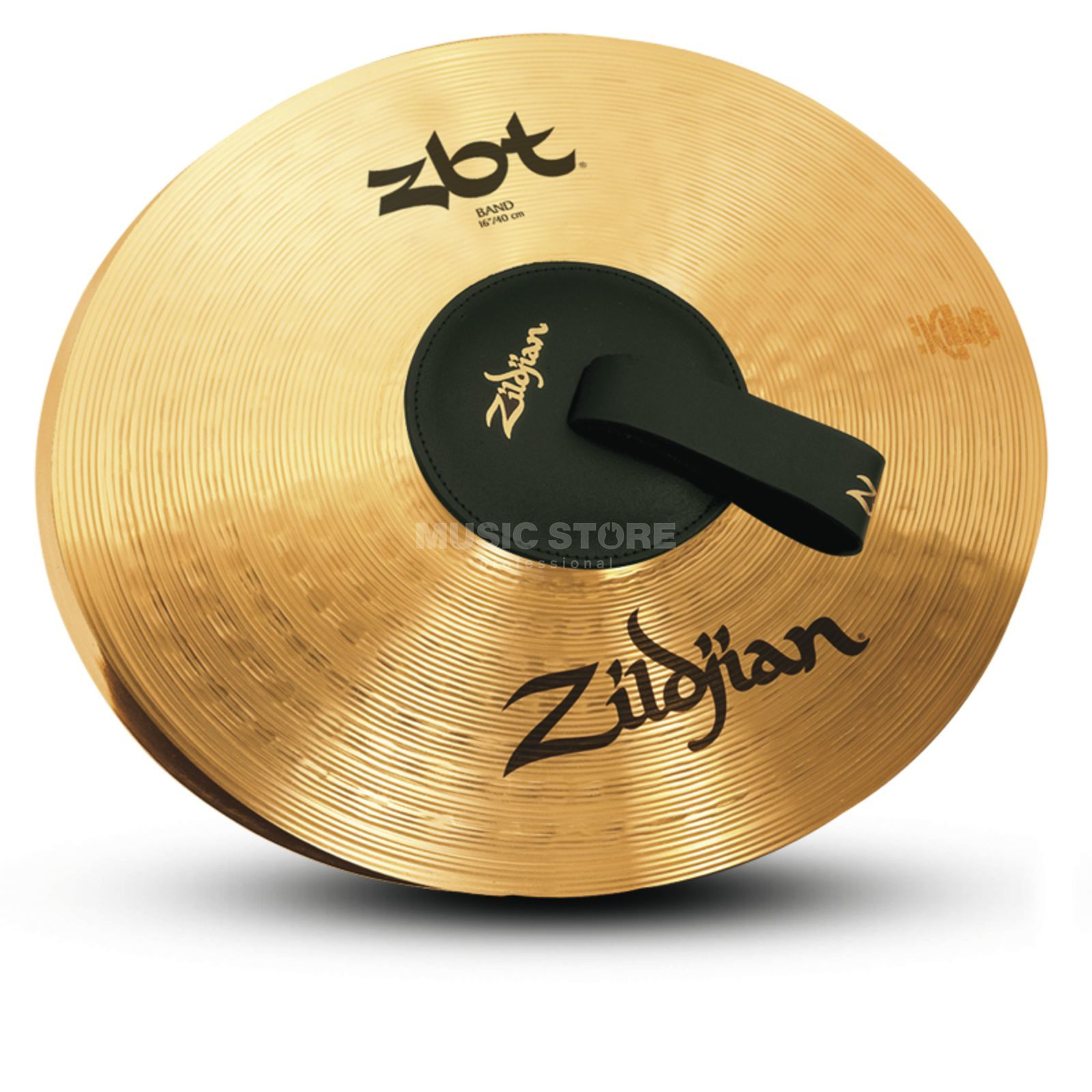 "Zildjian ZBT Marching Cymbals 16""  Product Image"