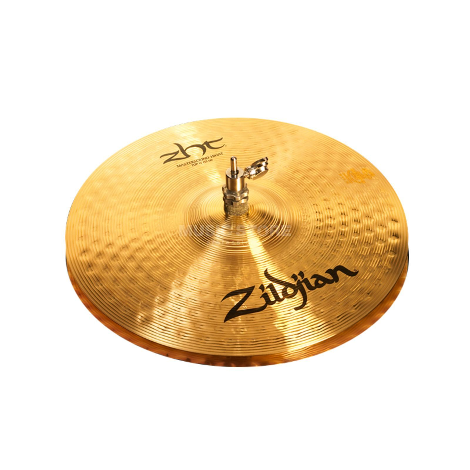 "Zildjian ZHT Mastersound HiHat 14"" Traditional Finish Produktbillede"