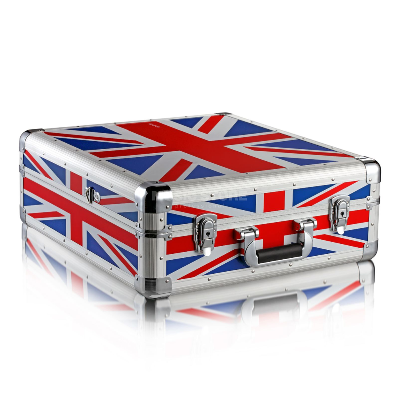 Zomo Case CDJ-13 UK Flag Fligthcase voor 13 inch apparatuur Productafbeelding