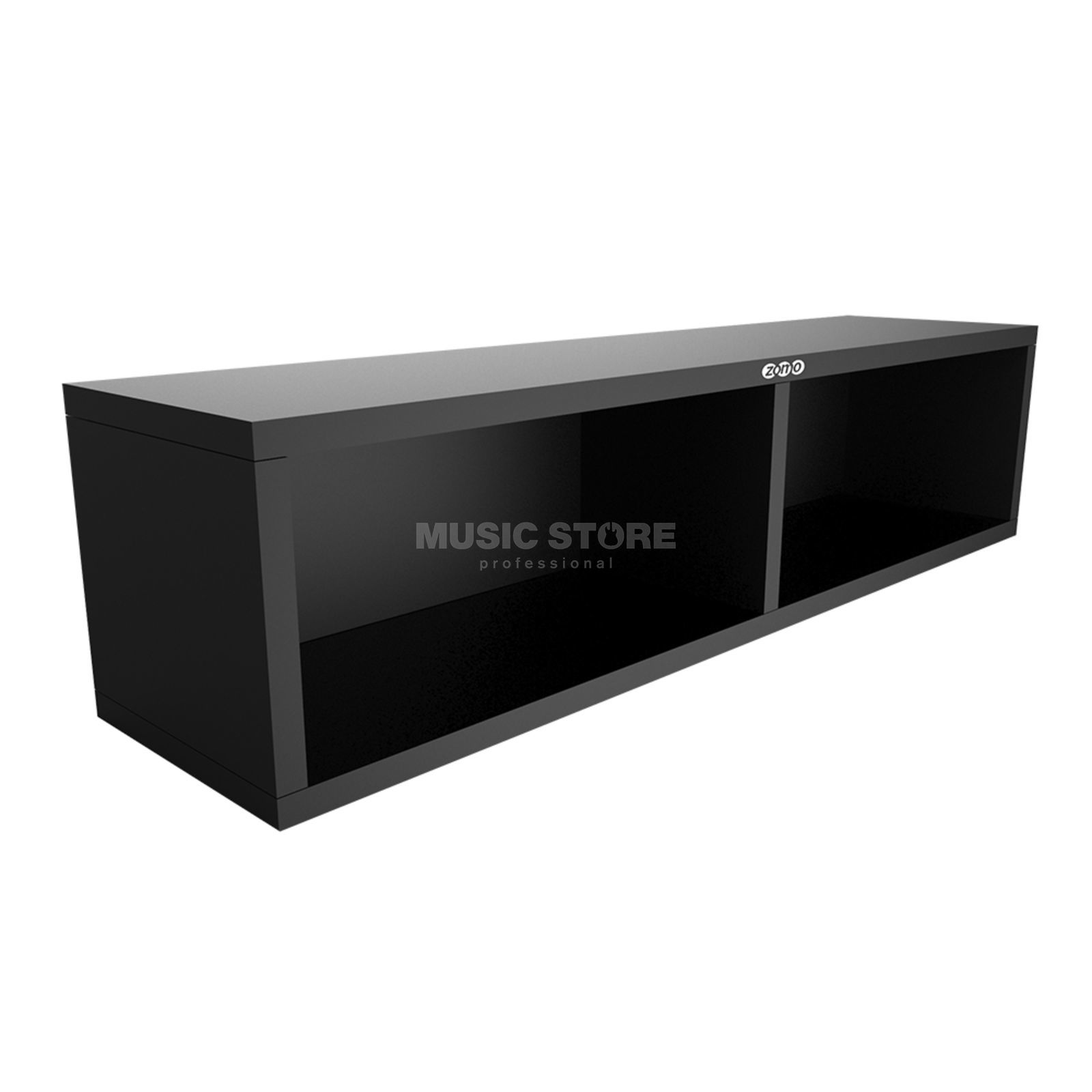 Zomo CS-Box 100 Black CD-Box Produktbillede