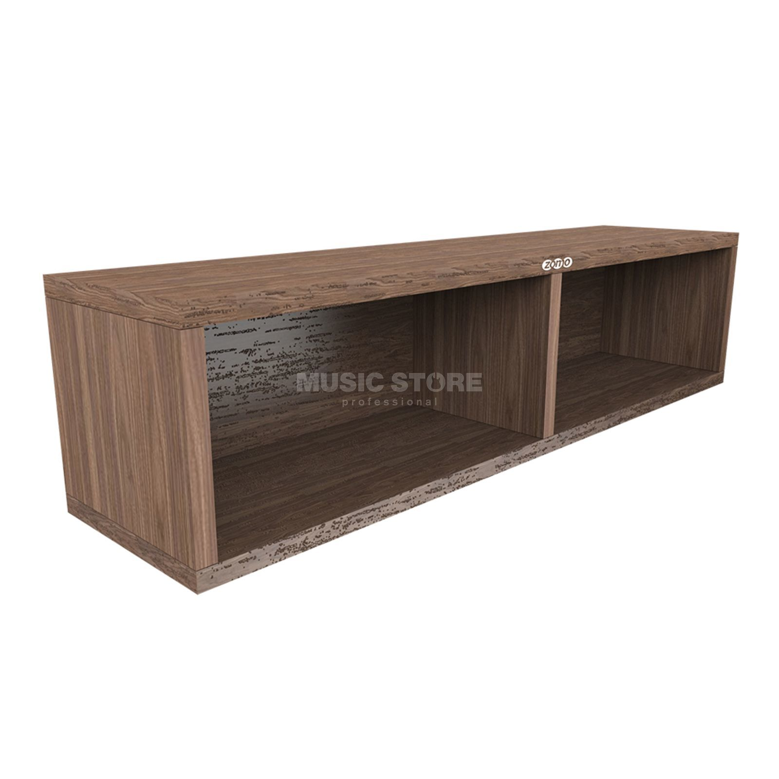 Zomo CS-Box 100 Walnut CD-Box Produktbillede