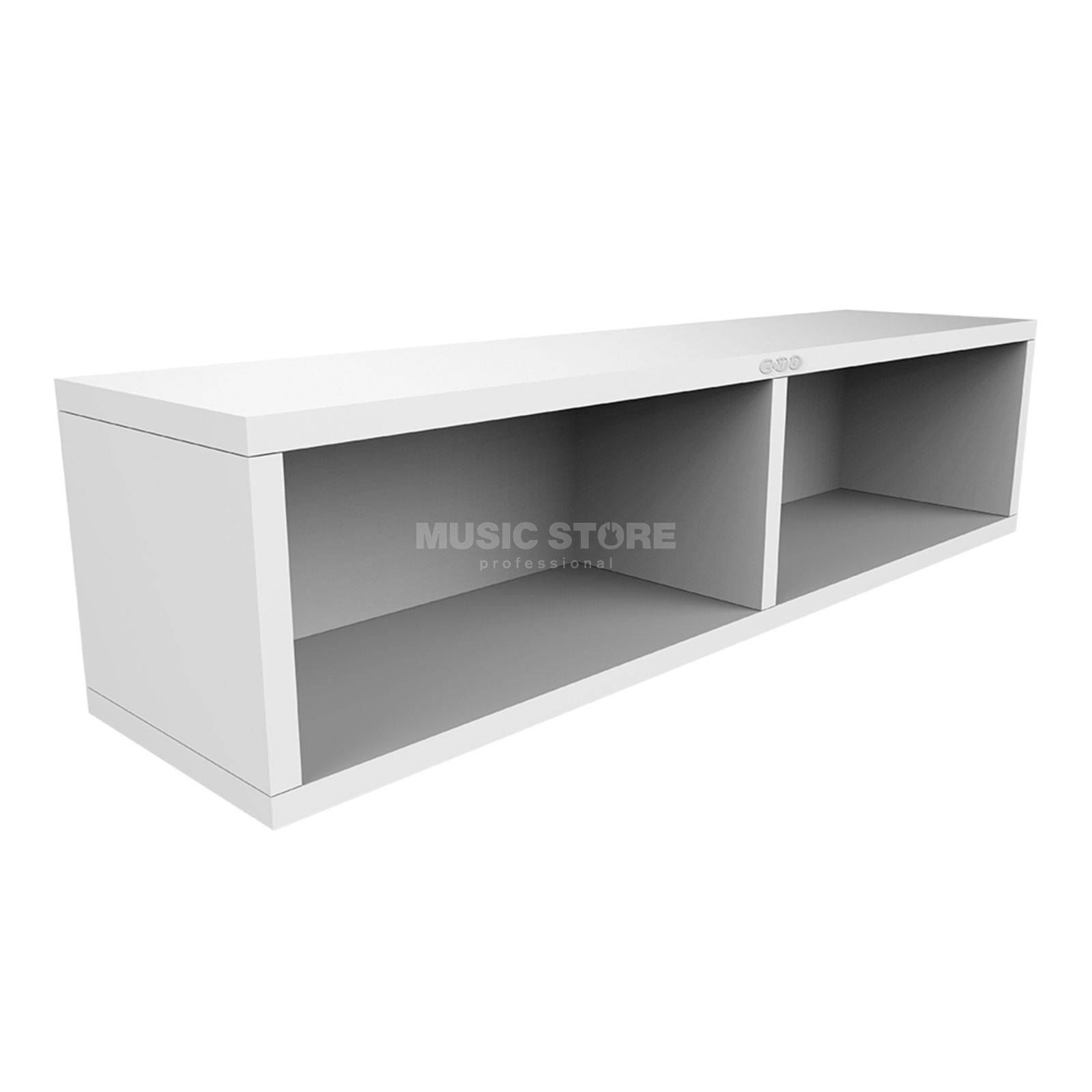 Zomo CS-Box 100 white CD-Box Produktbillede