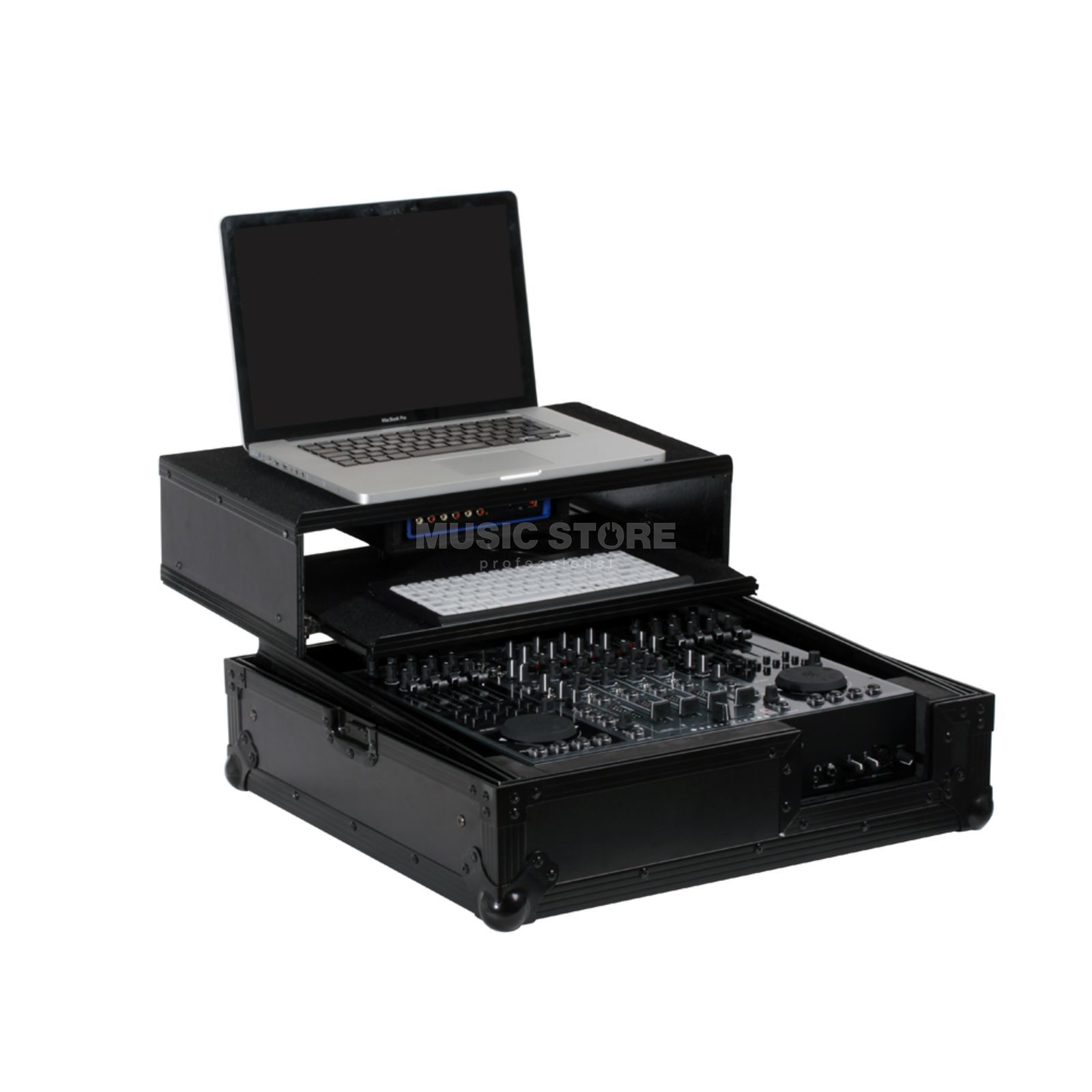 Zomo Flightcase Xone 4D Plus NSE for Xone 4D + Laptop Immagine prodotto