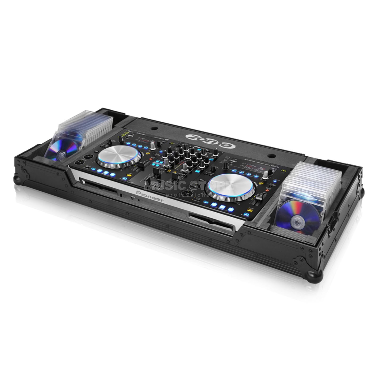 Zomo P-XDJ-R1 EXTRA NSE Case for Pioneer XDJ-R1+CD-Fach Изображение товара
