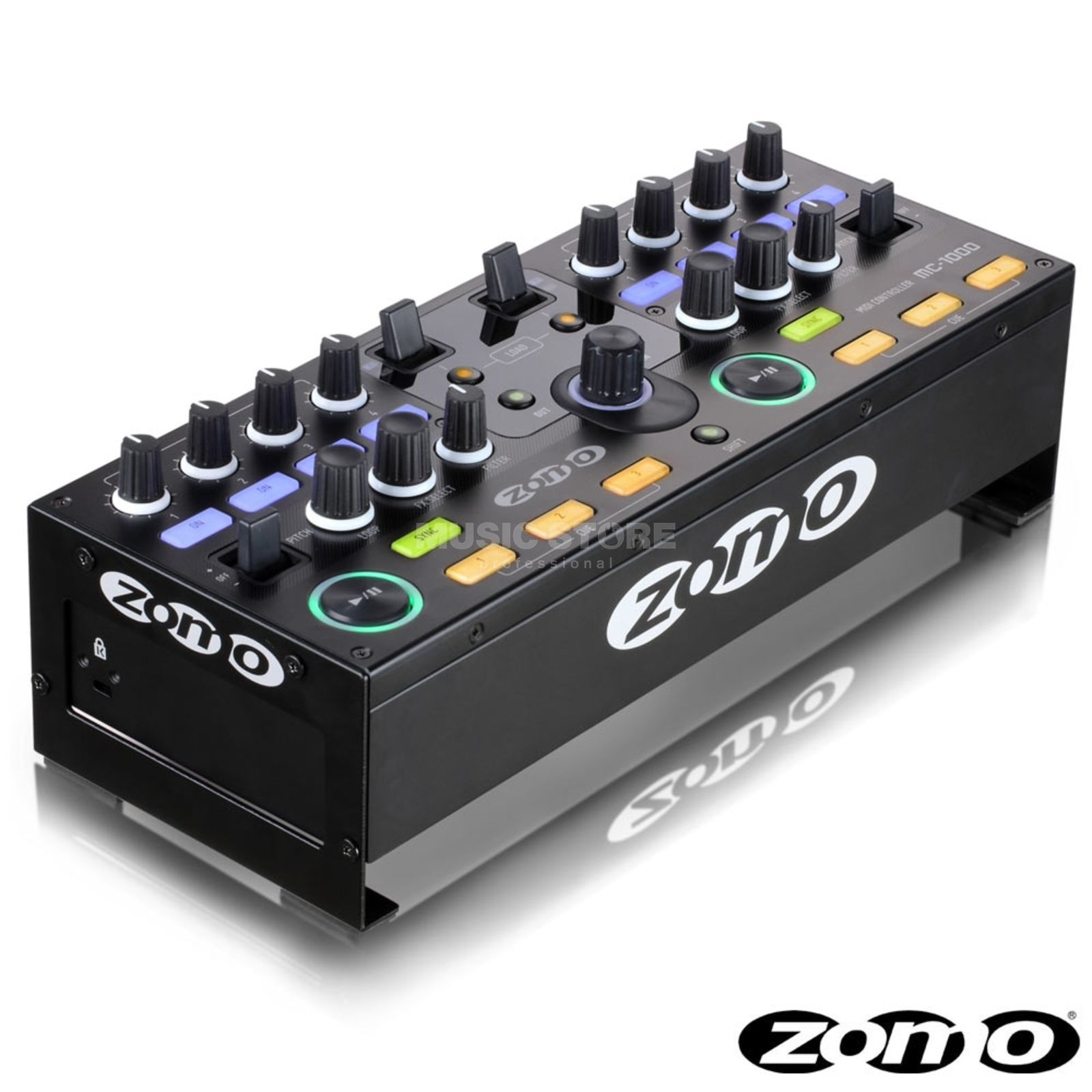 Zomo Pro Mount Kit PMK-1 for Midi-Controller MC-1001 Produktbillede
