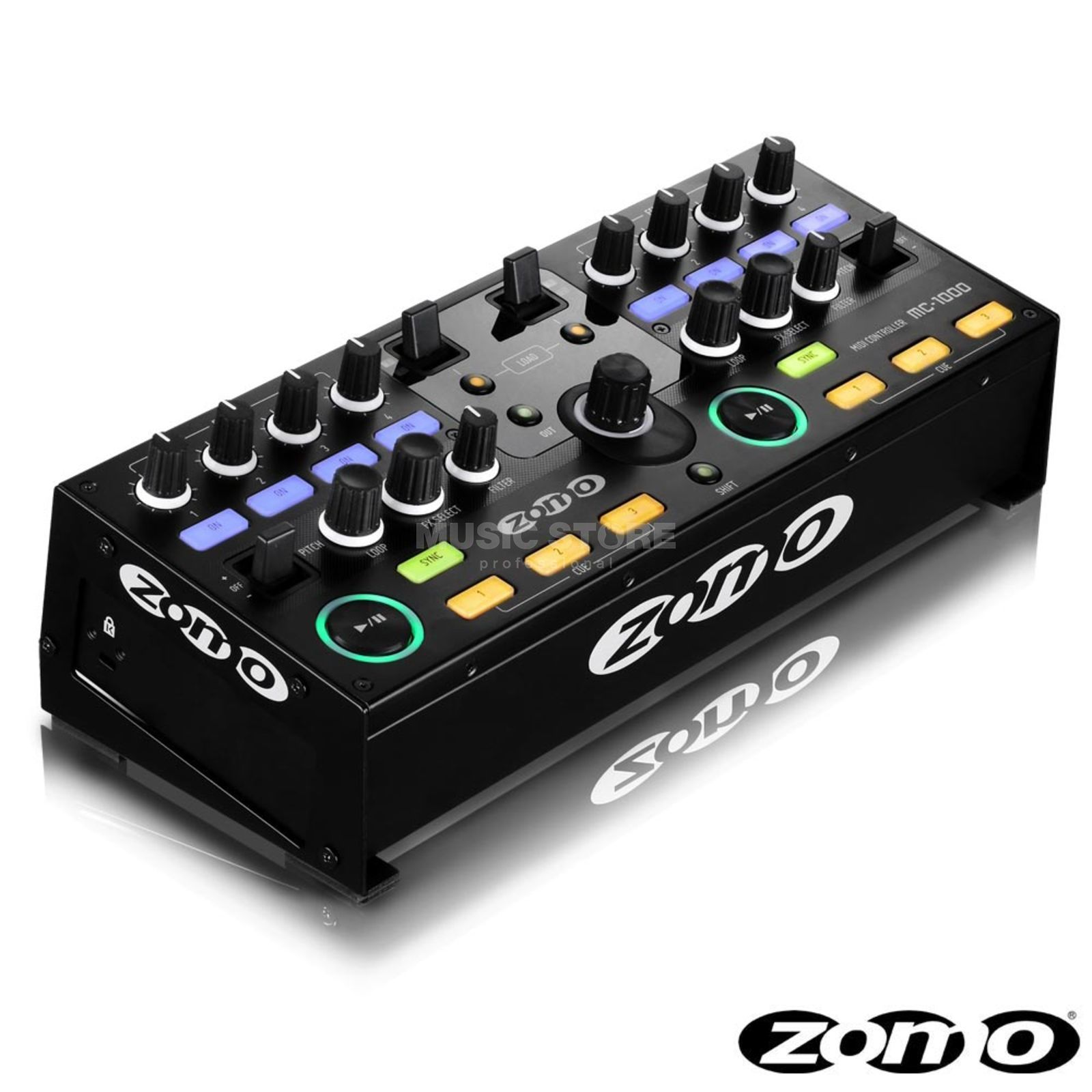 Zomo Pro Mount Kit PMK-2 for Midi-Controller MC-1001 Product Image