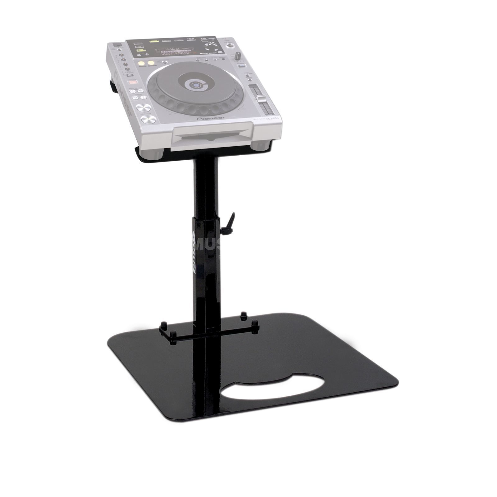 Zomo Pro Stand P-850 Black for 1x Pioneer CDJ-850 Изображение товара