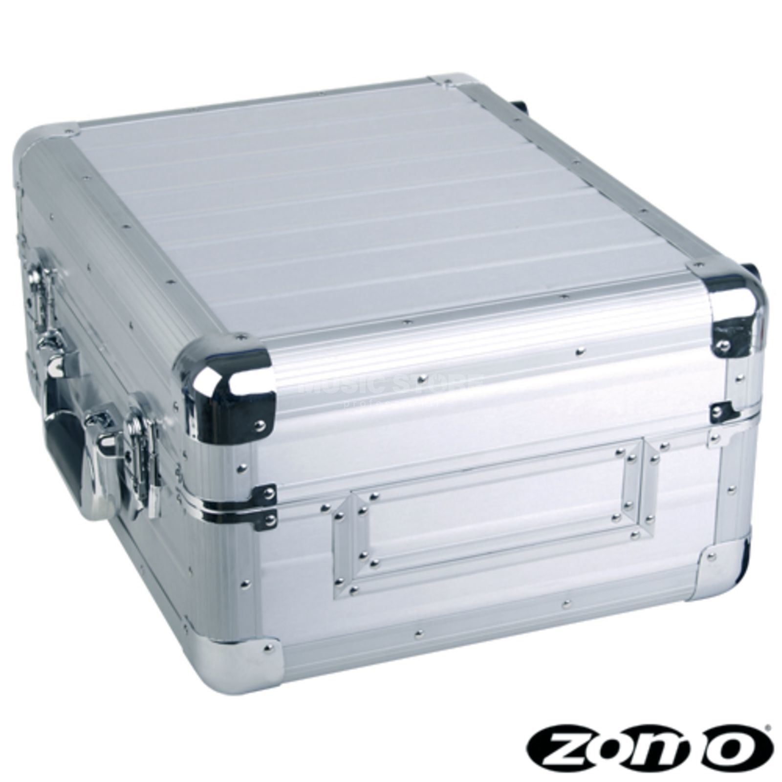 "Zomo Universal Case CDJ-1 XT silver for CD-Player / 12"" Mixer Product Image"