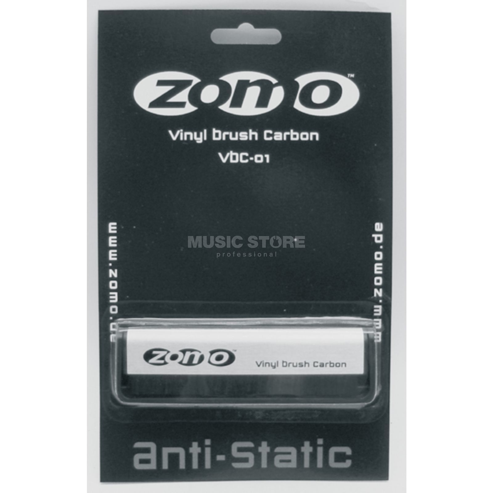 Zomo VBC-01 Carbon Fibre Vinyl Brush  Product Image