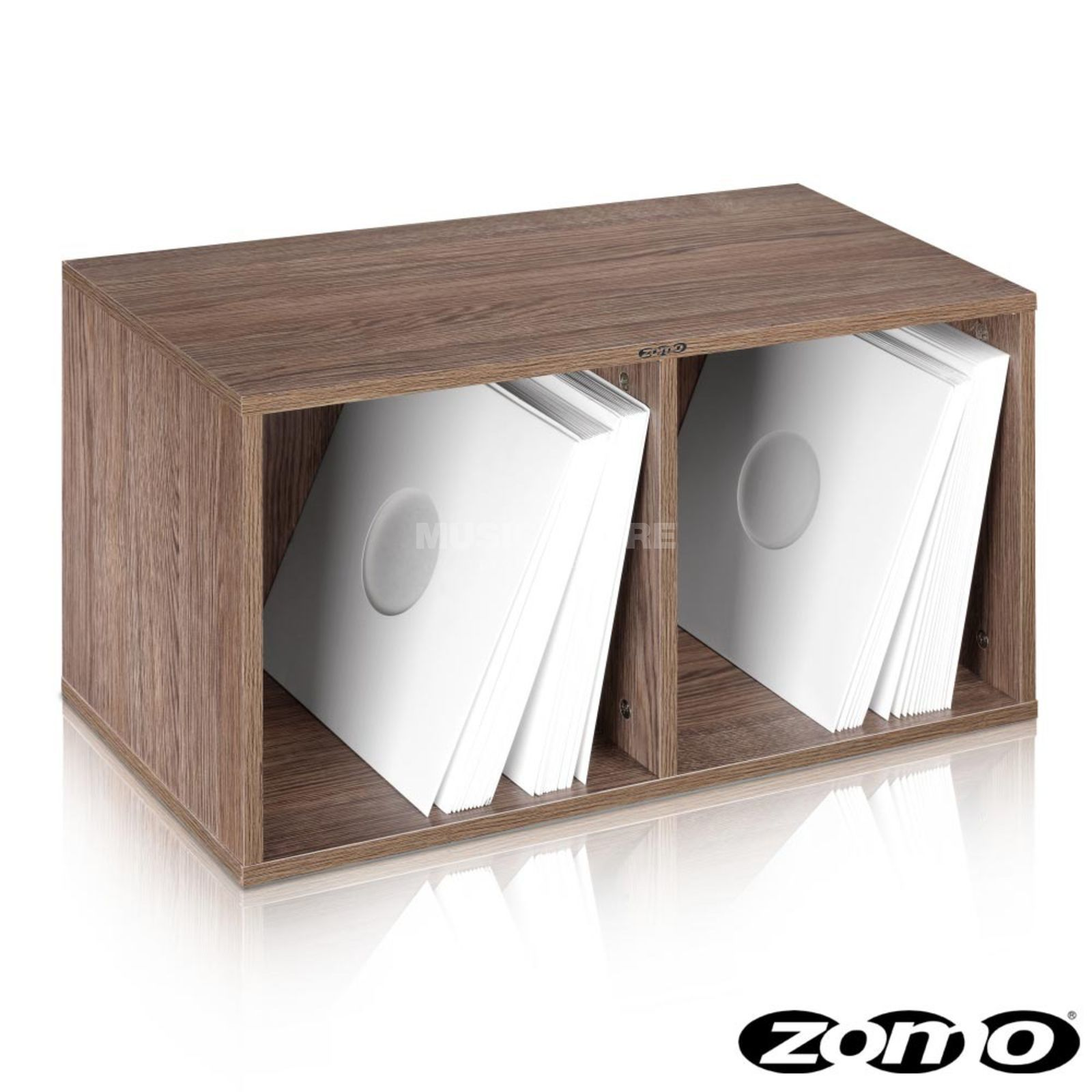 Zomo VS Box 200 walnut  Product Image