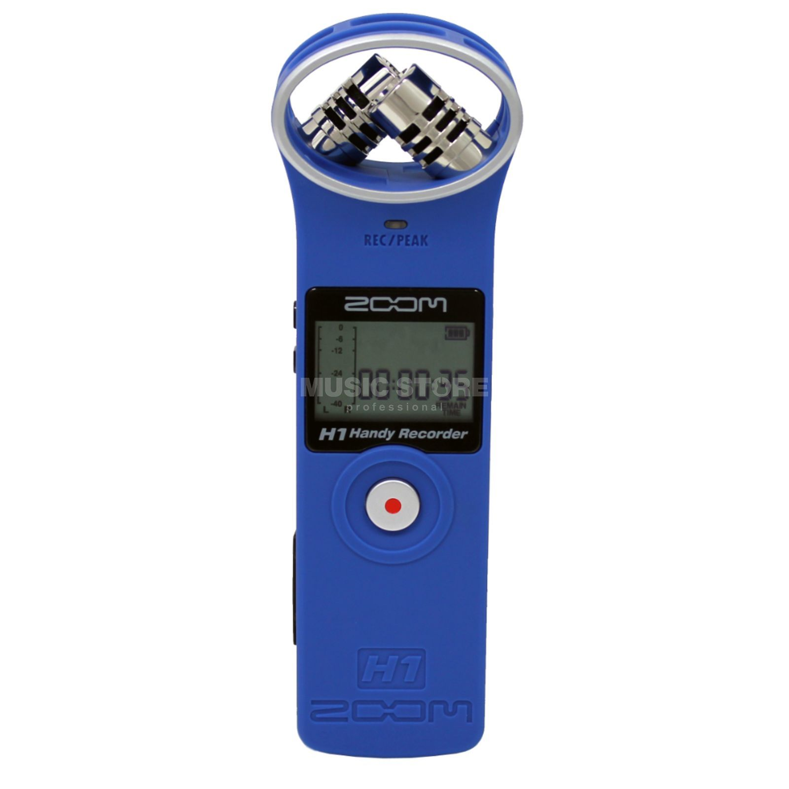 Zoom H1 Blue Limited Edition Produktbild