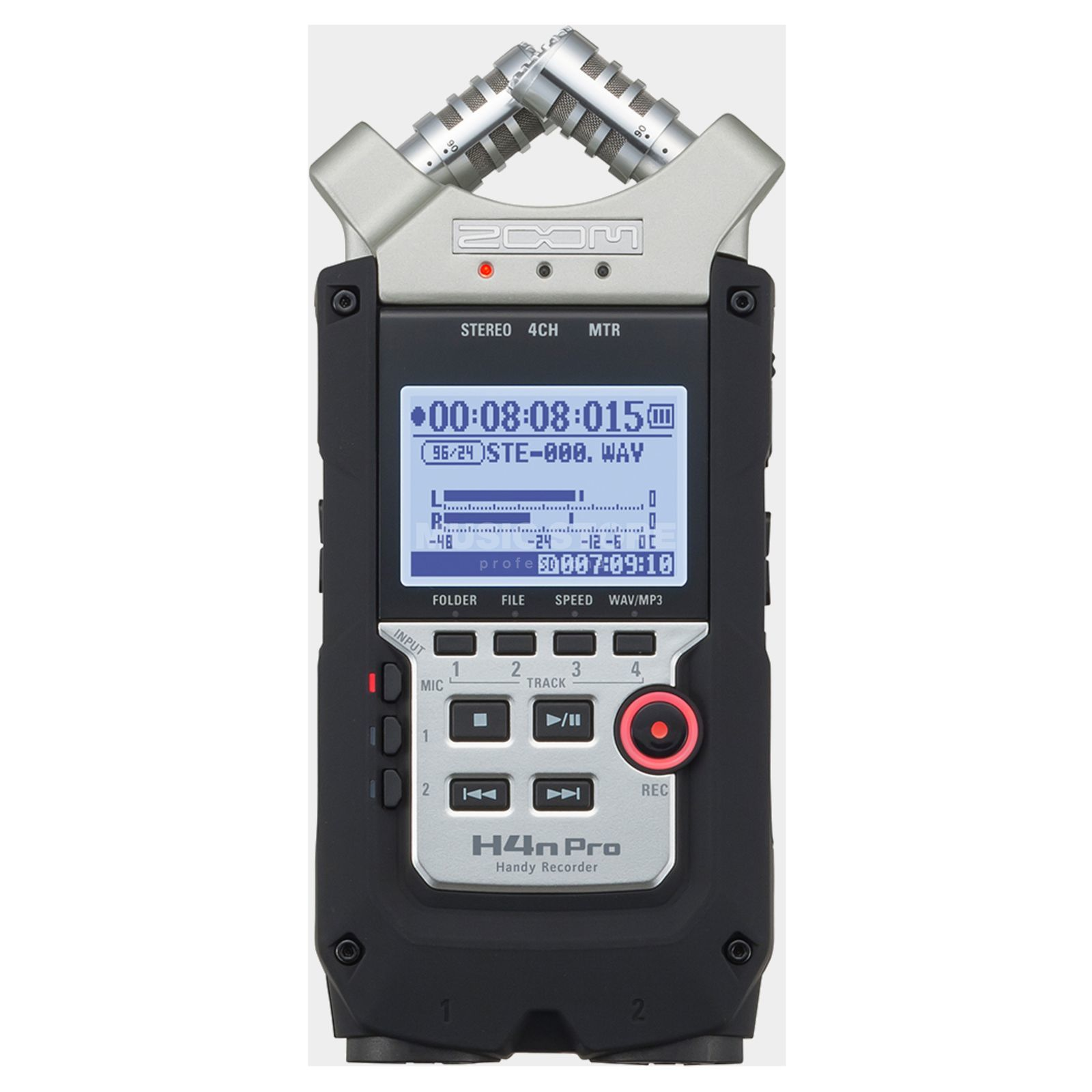 Zoom H4n Pro mobiler Recorder Product Image