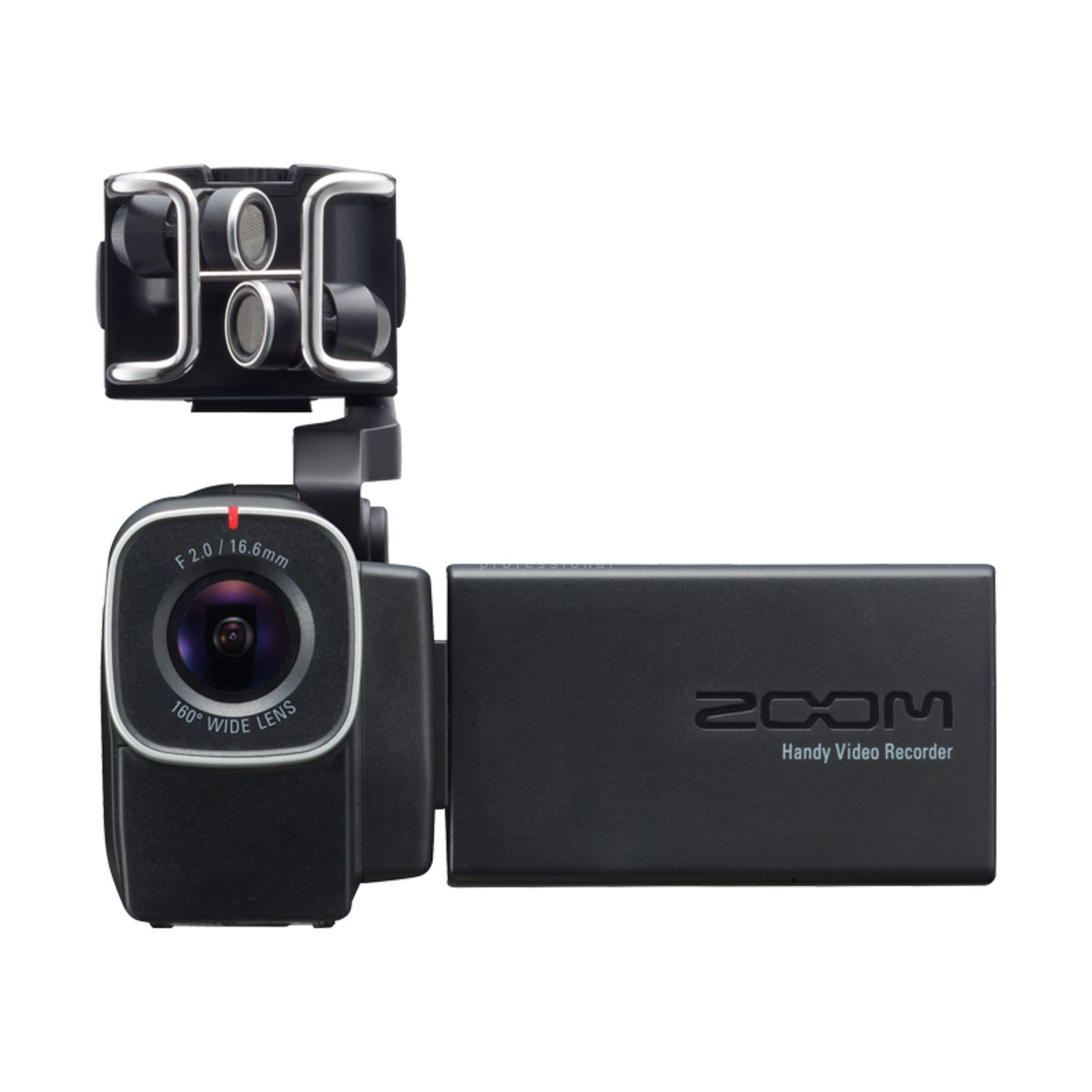 Zoom Q8 HD mobiler Recorder / Action Cam Produktbild
