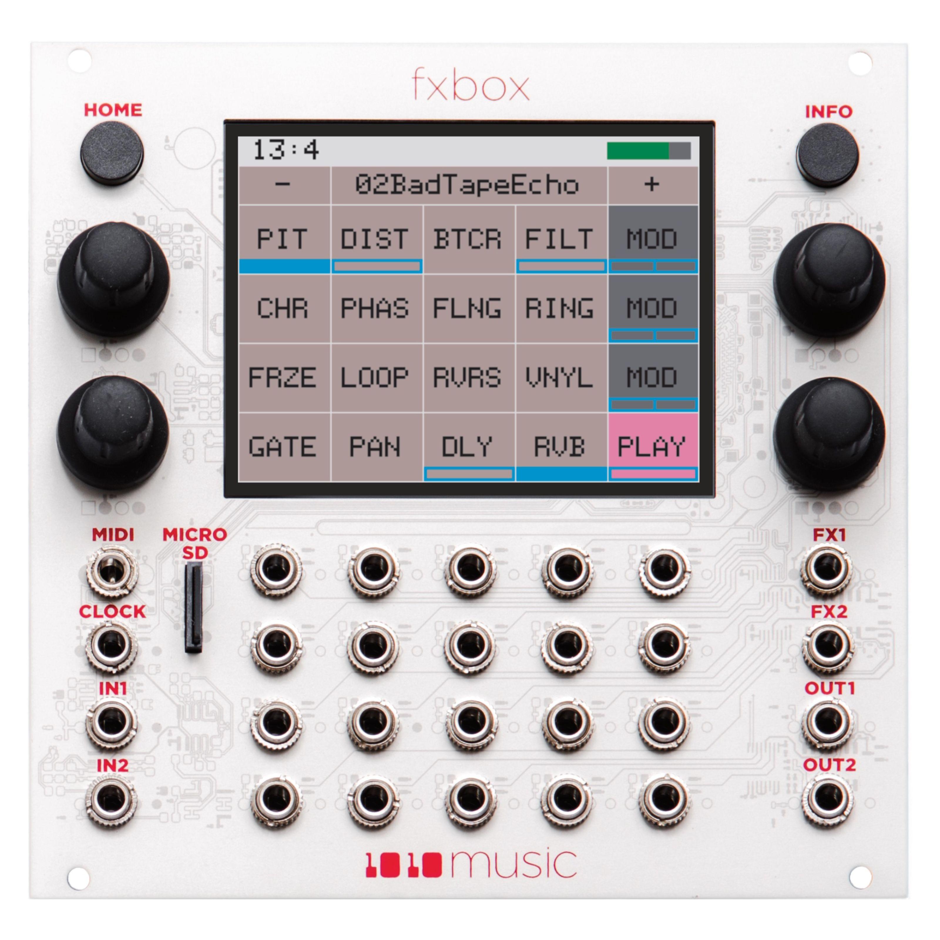 1010 Music - Fxbox