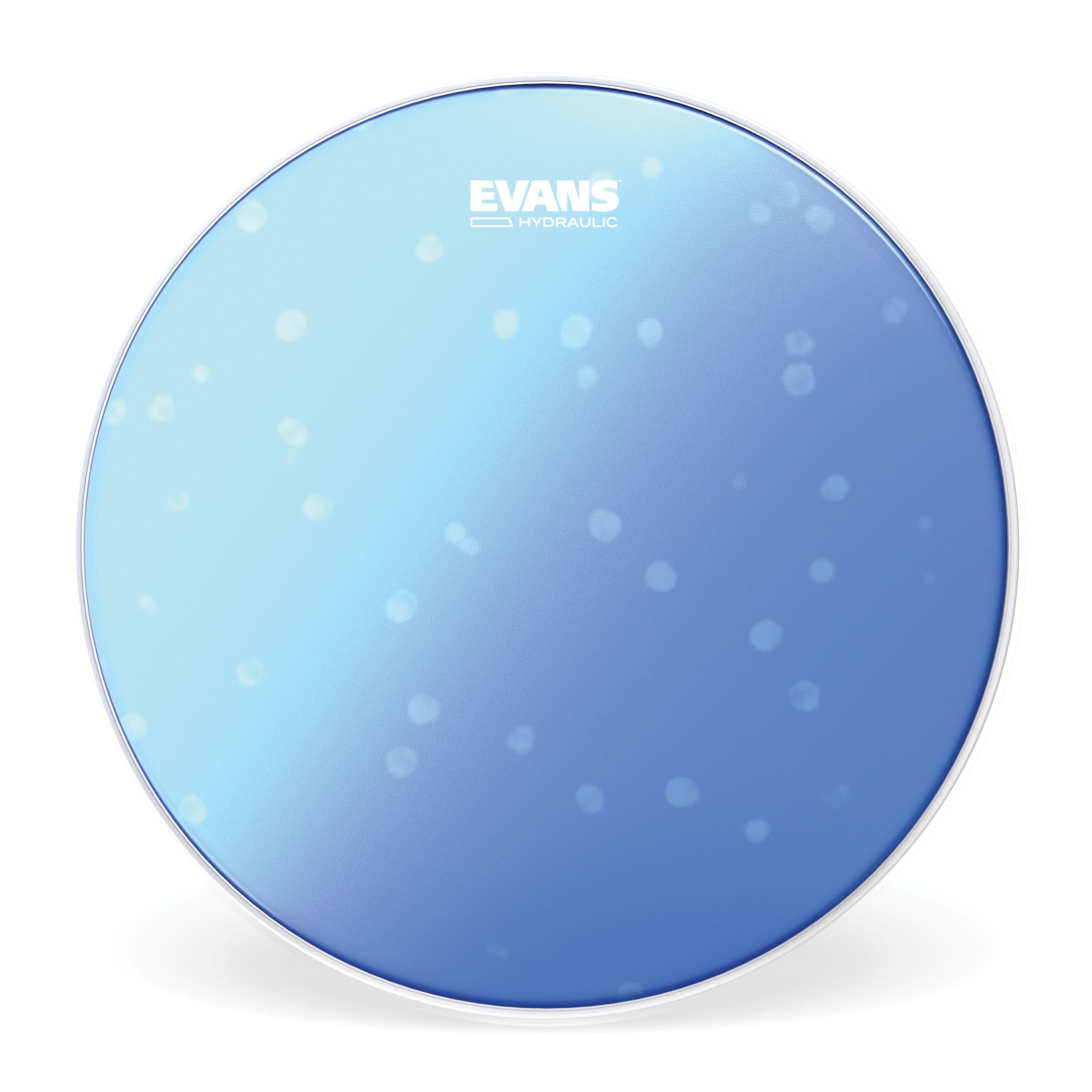 "Evans Hydraulic Blue 14/"" Snare Batter B14HB"