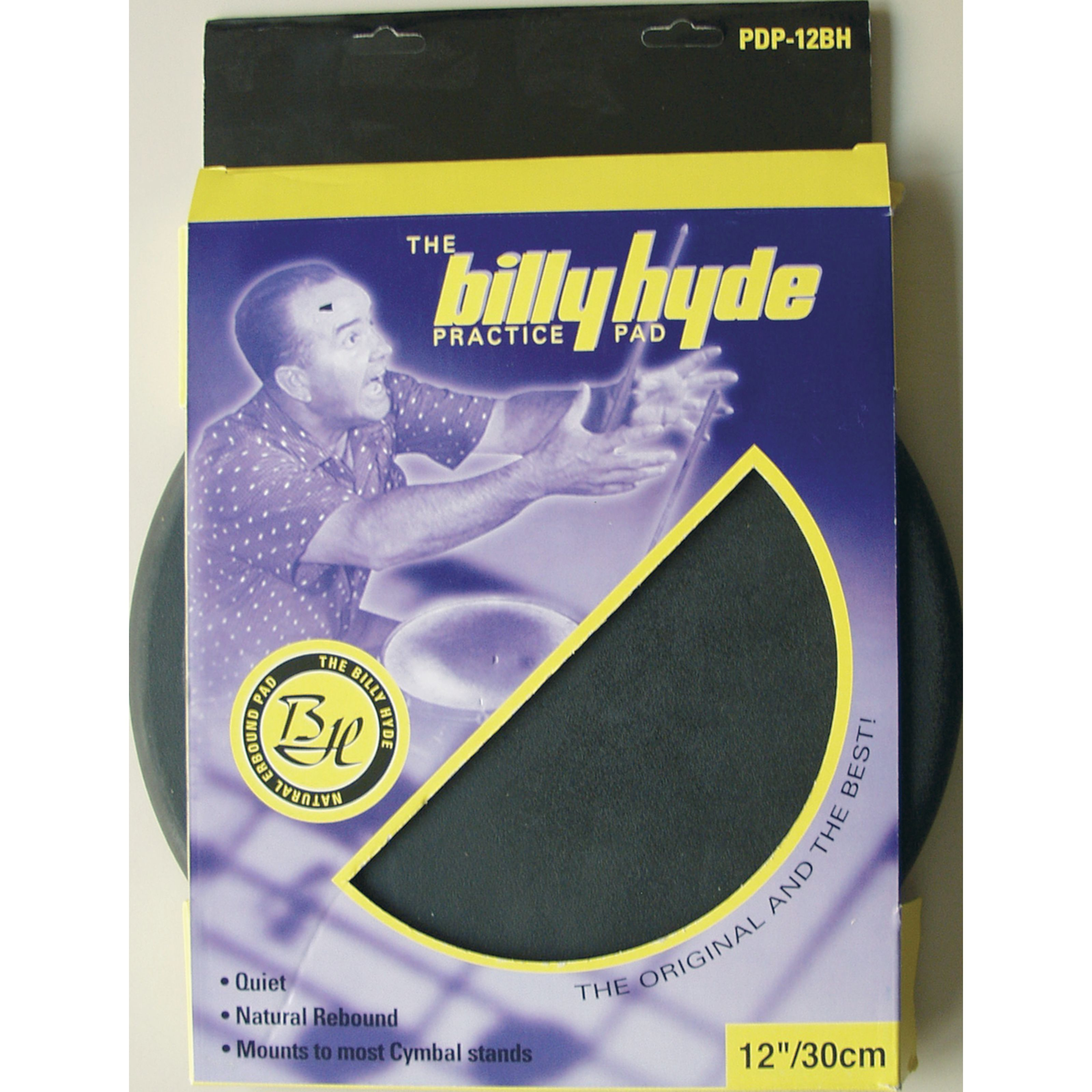 """MUSIC STORE Practice Pad Billy Hyde 8/"""""""
