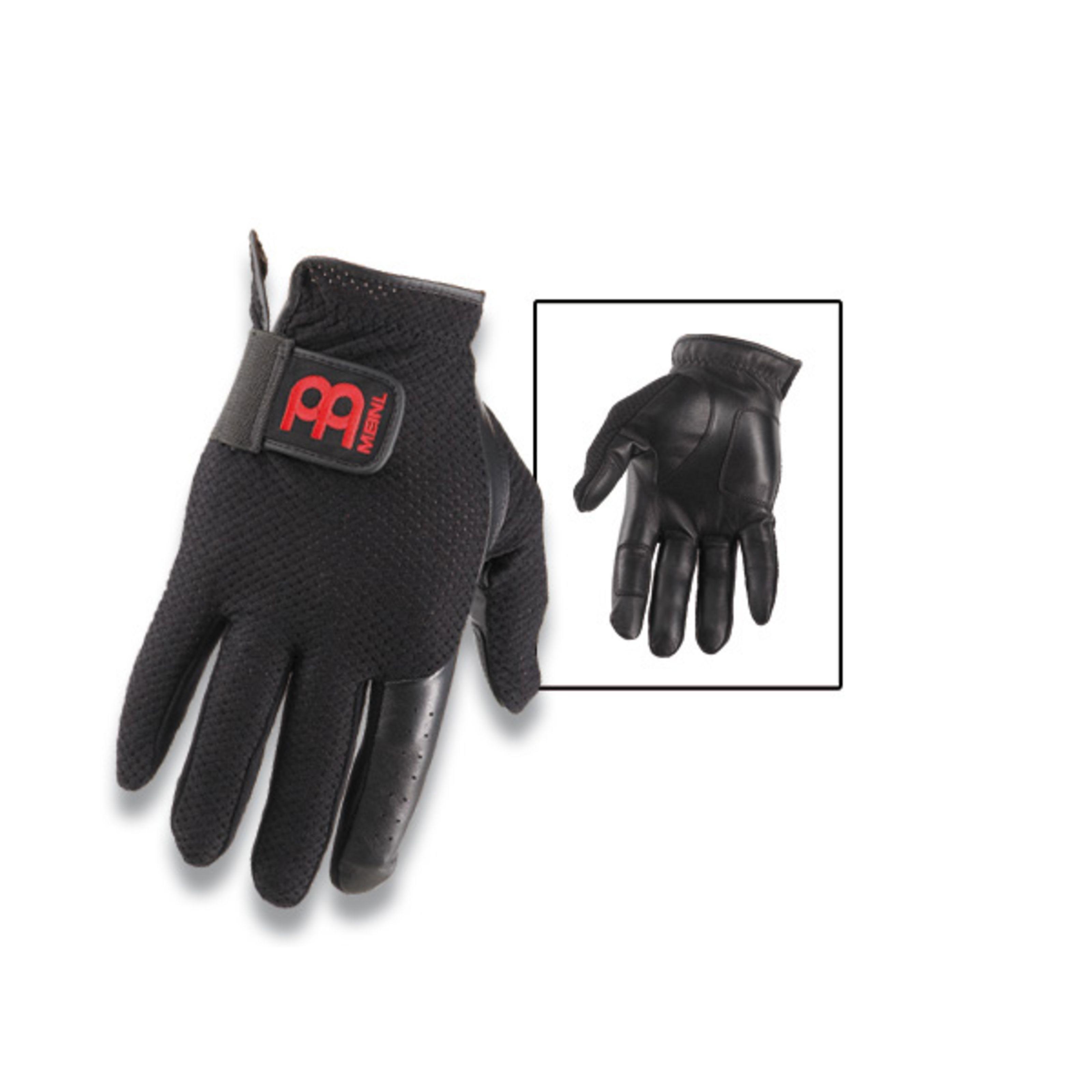extra large Meinl Drummer Handschuhe MDG-XL mit Fingern