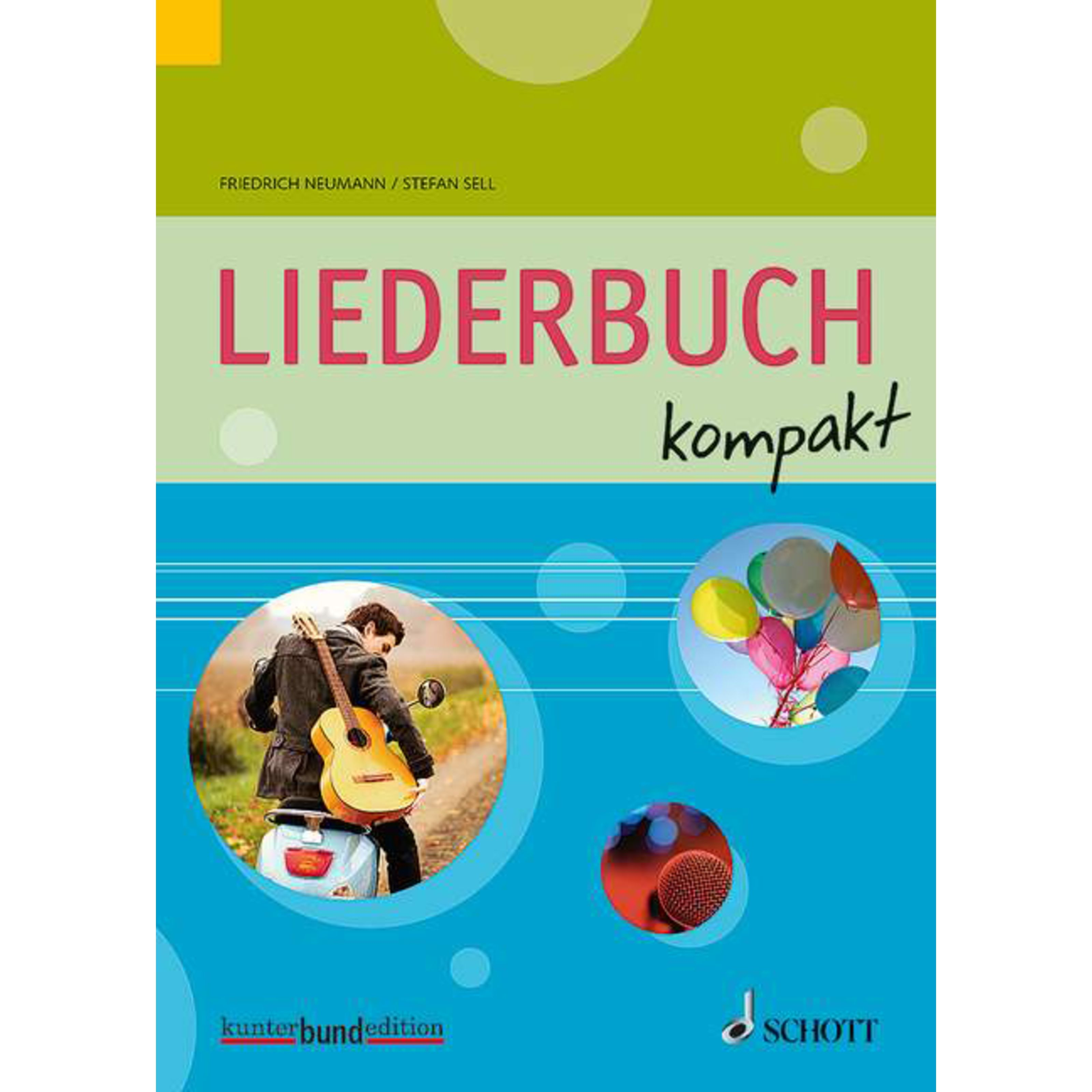 Stefan Sell Liederbuch kompakt BUND71172-9783795744854