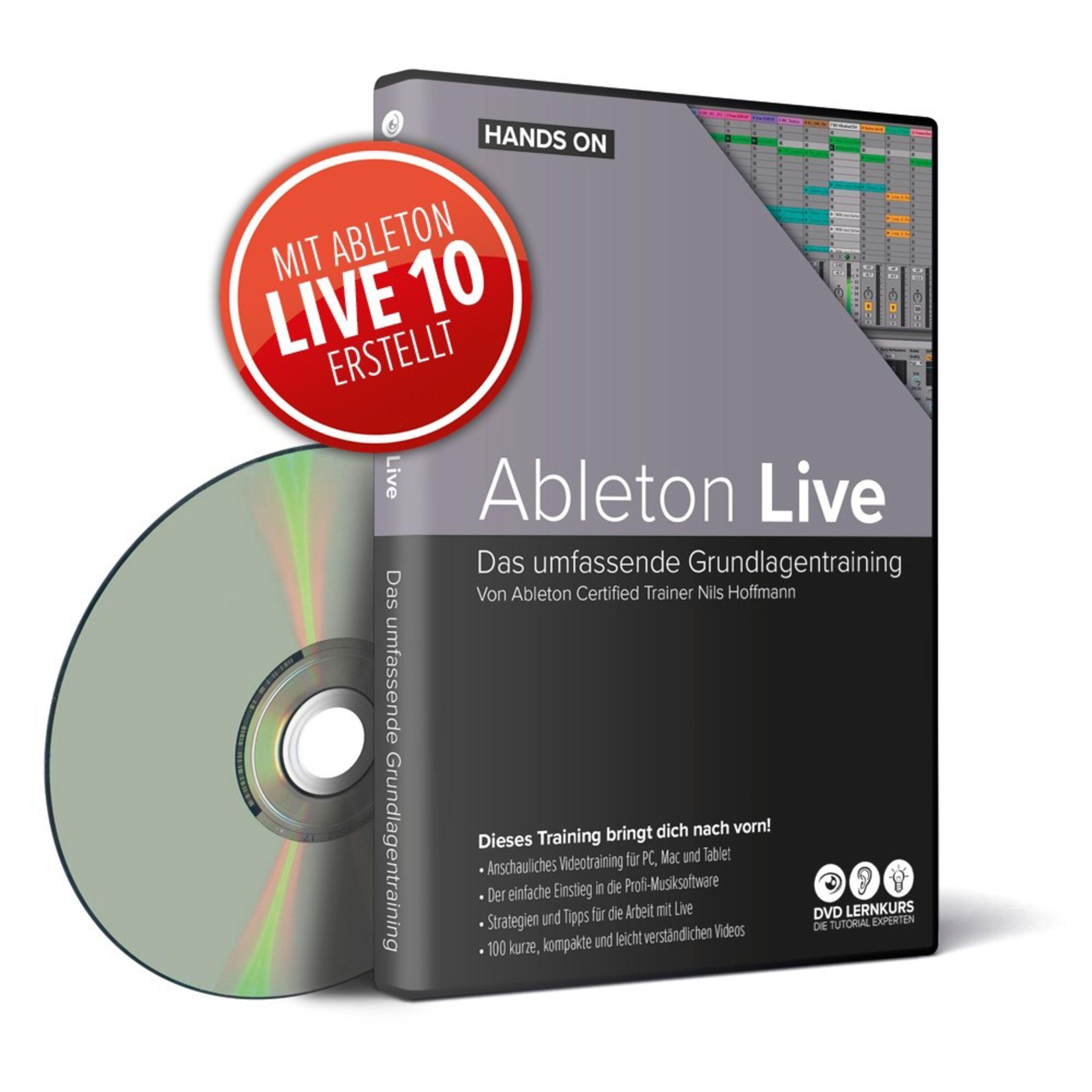 Ableton - Live Grundlagentraining