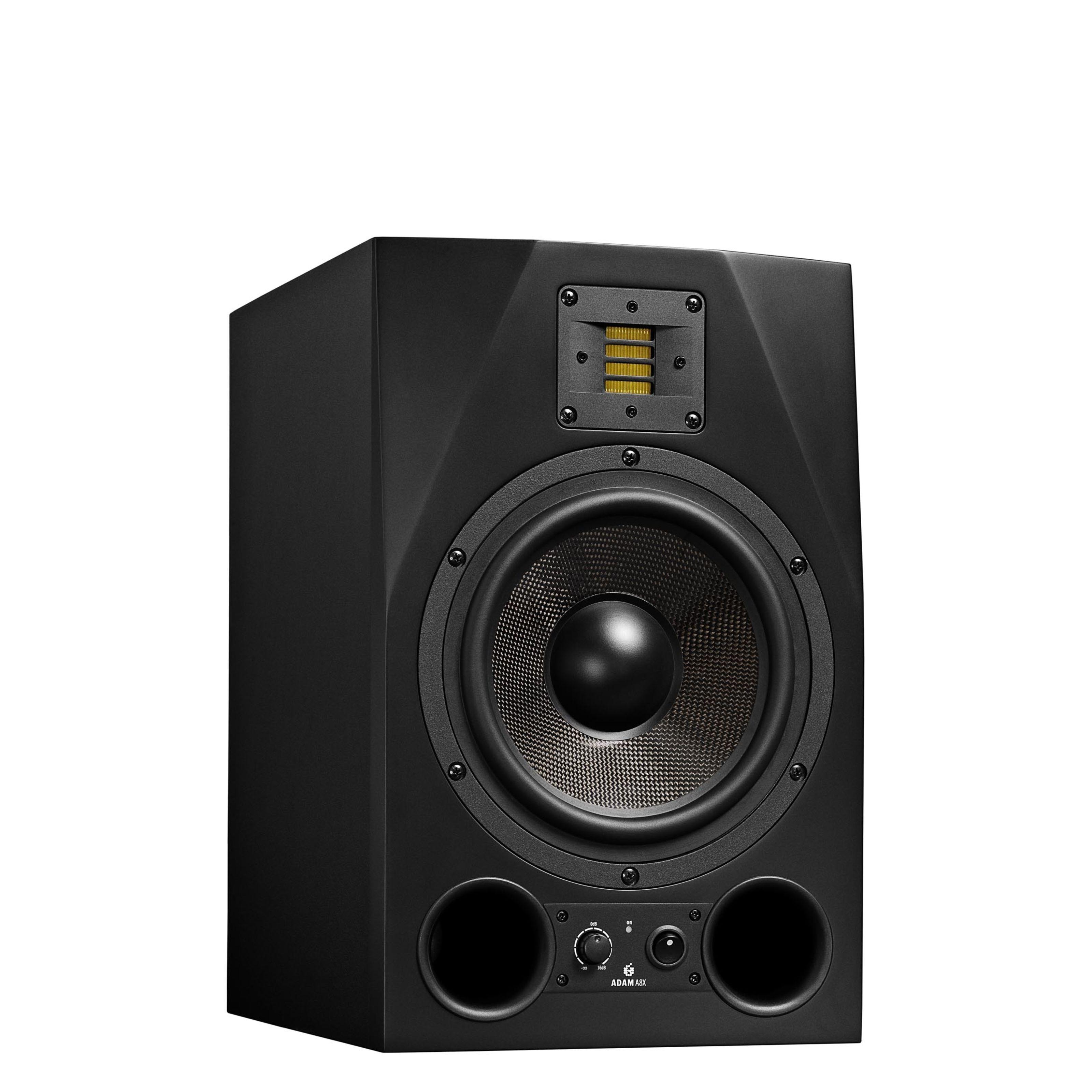 Adam Audio - A8X aktiver Studiomonitor, 2-Wege