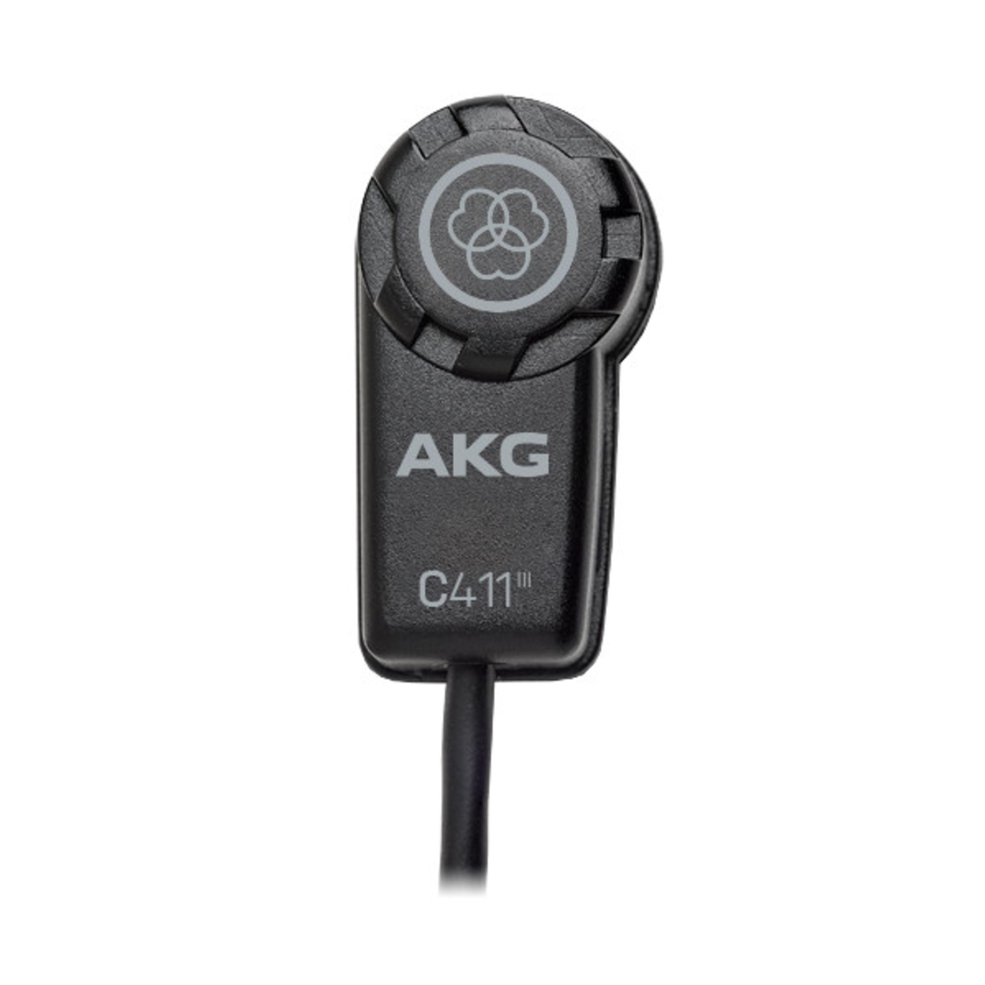 AKG - C 411 L Mikrofon Kondensator AKGC411L
