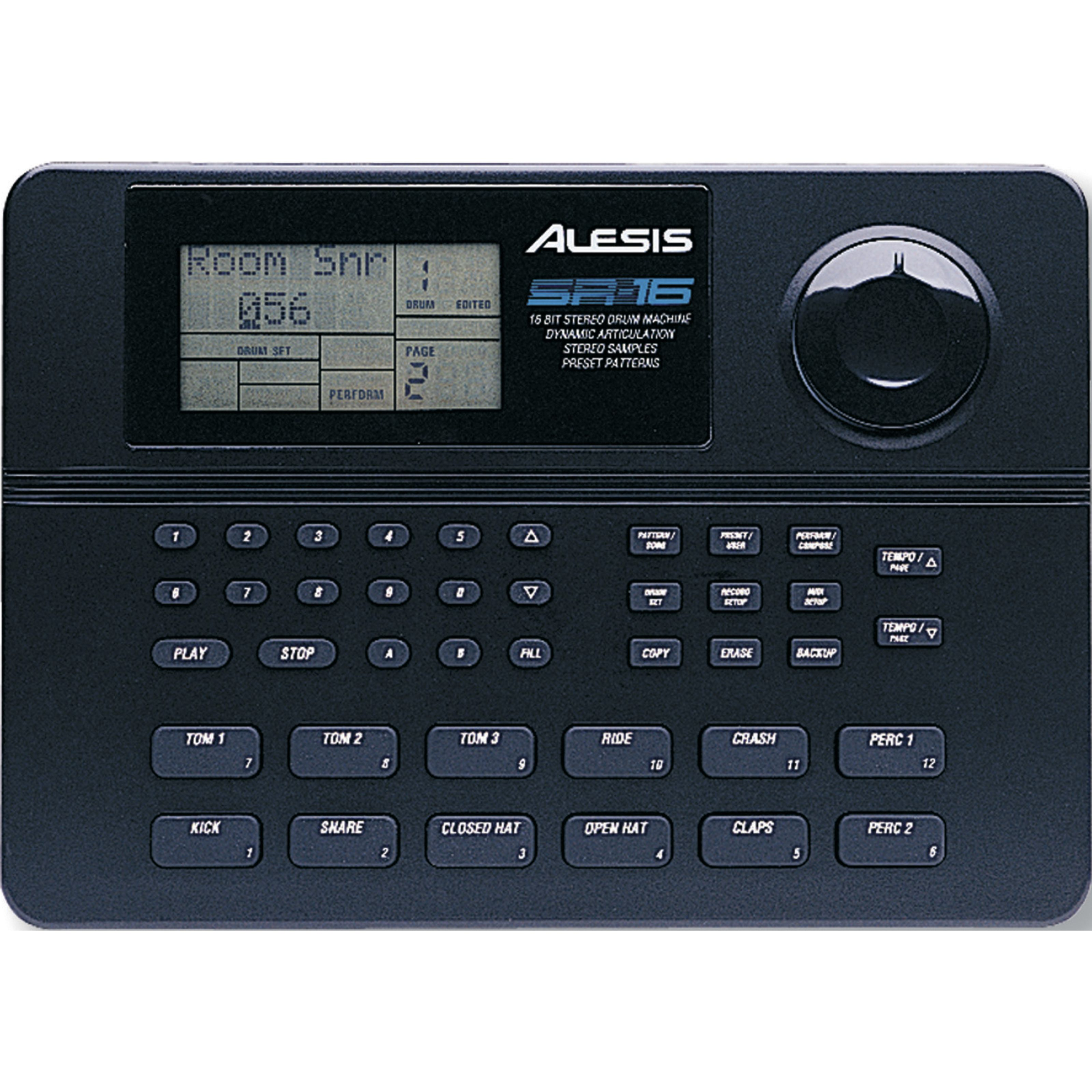 Alesis - SR-16 Drumcomputer 10100
