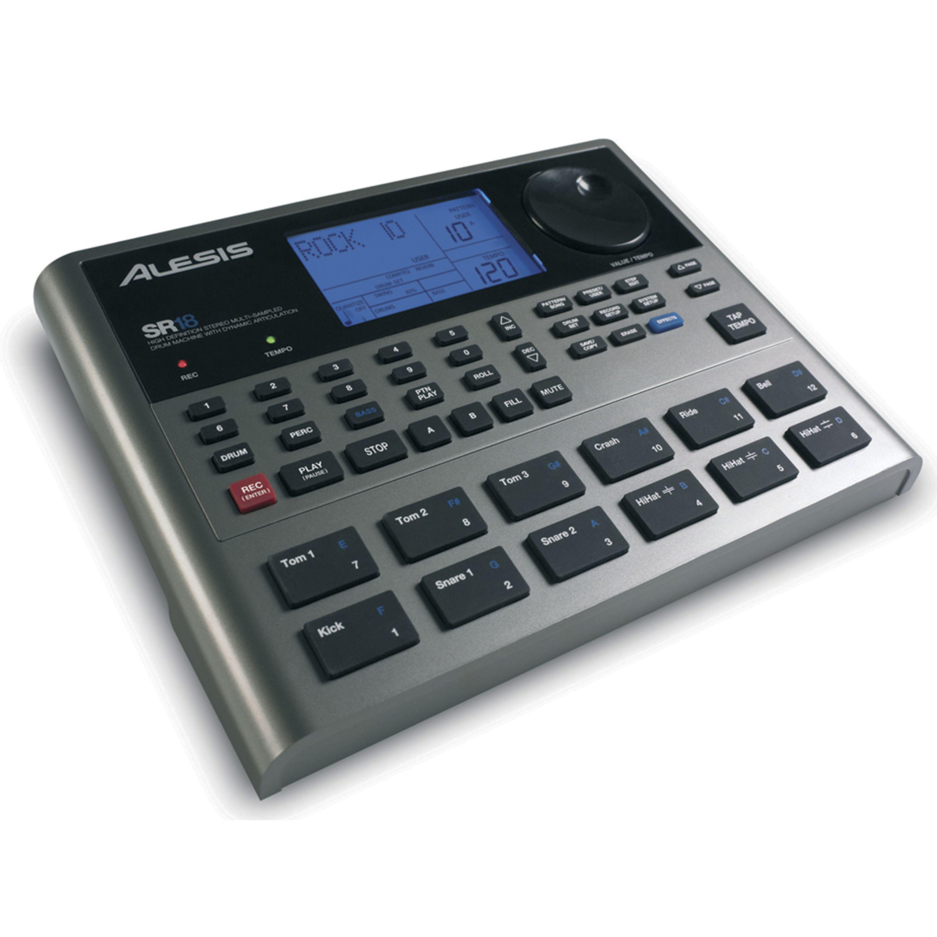 Alesis - SR-18 Drumcomputer 100068
