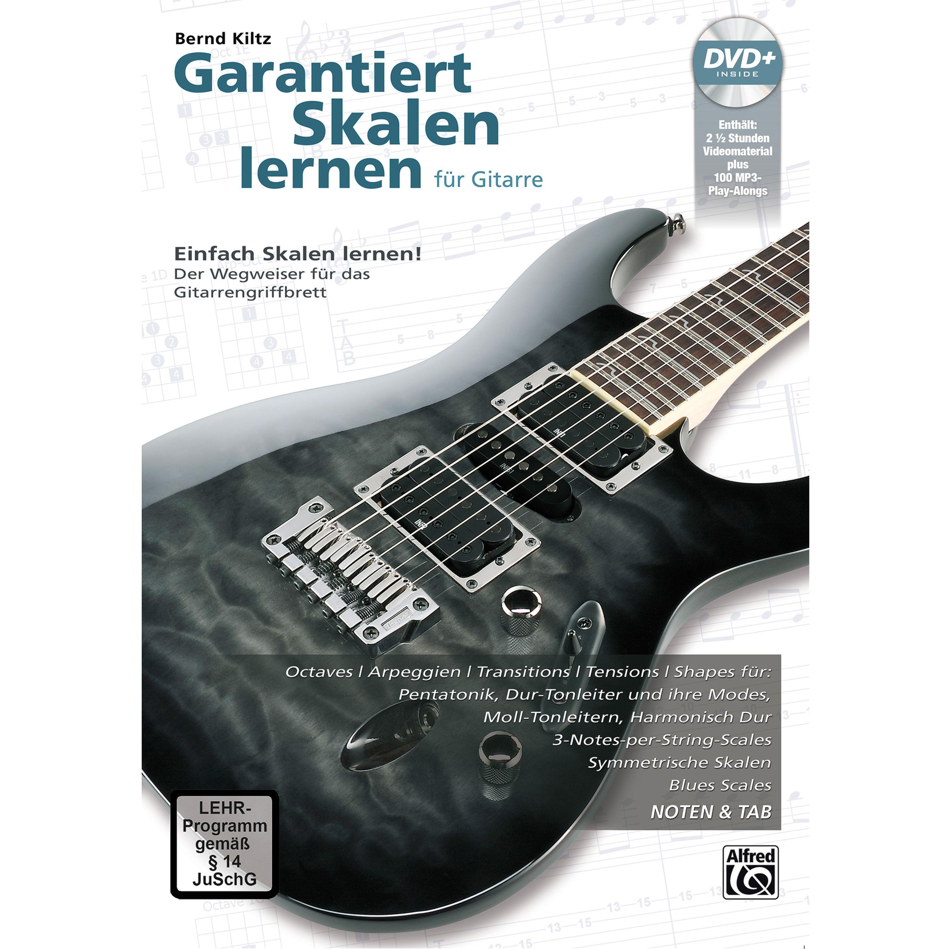 Alfred Music - Garantiert Skalen lernen