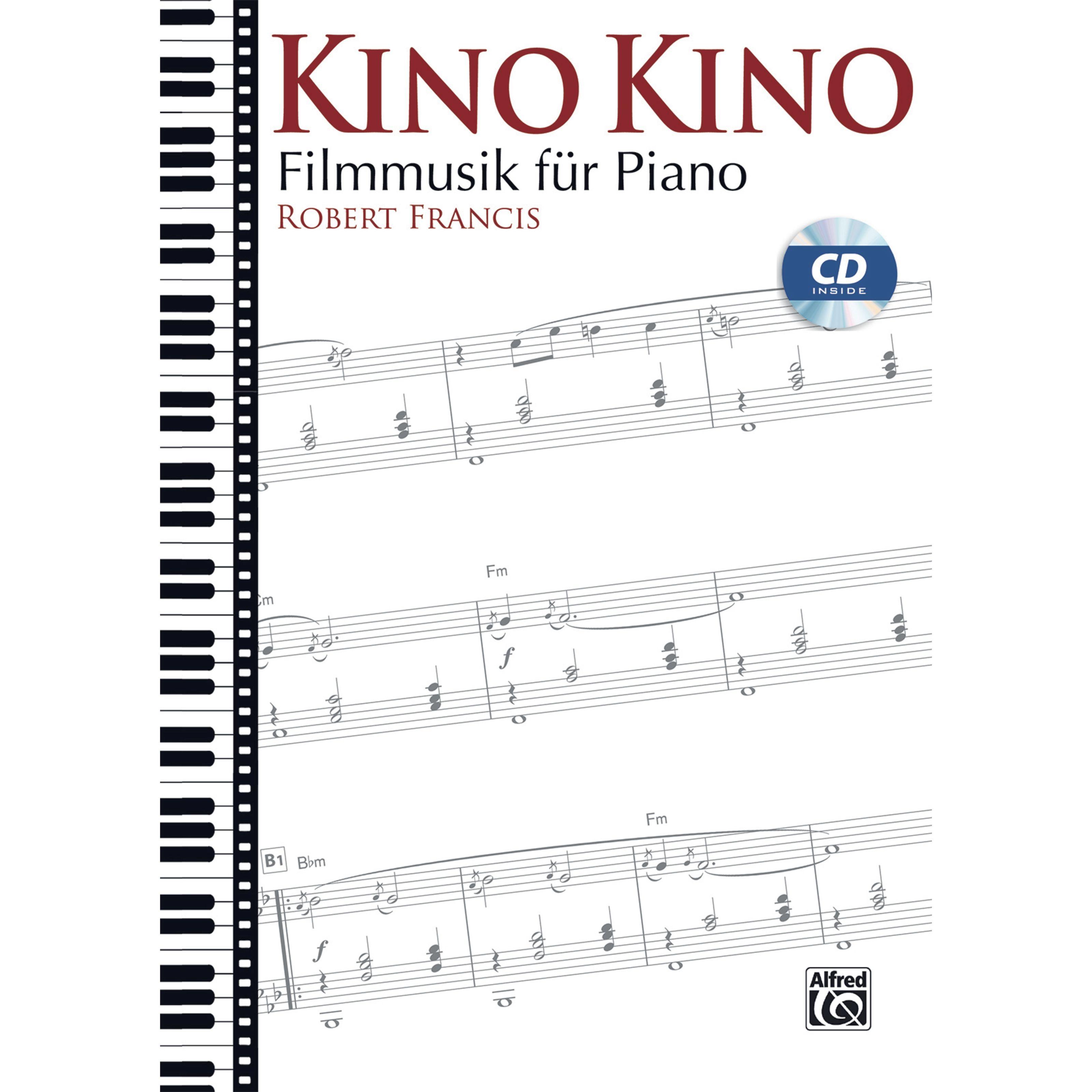 Alfred Music - Kino Kino: Filmmusik für Piano 00-20252G