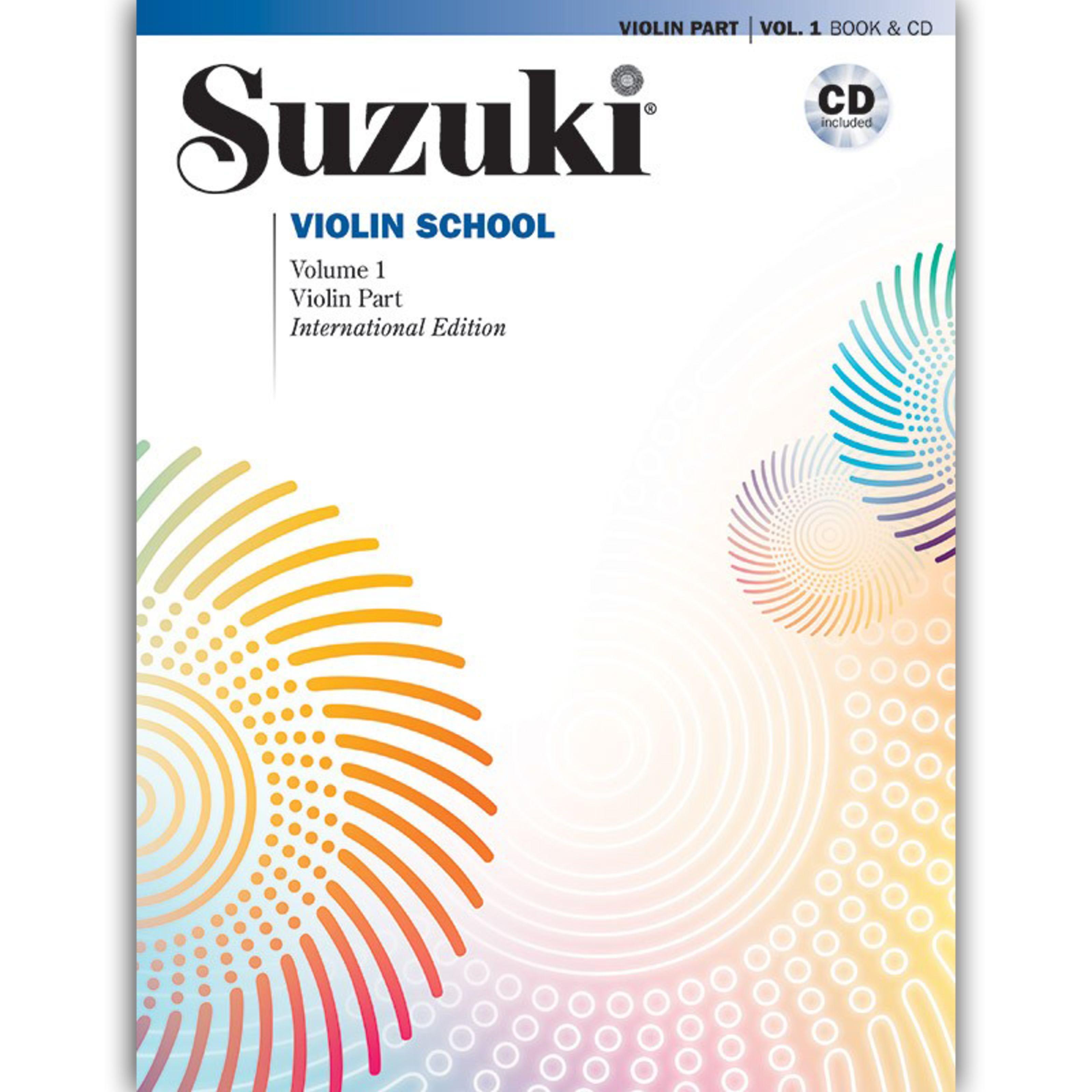 Alfred Music - Suzuki Violin School 1 00-46910