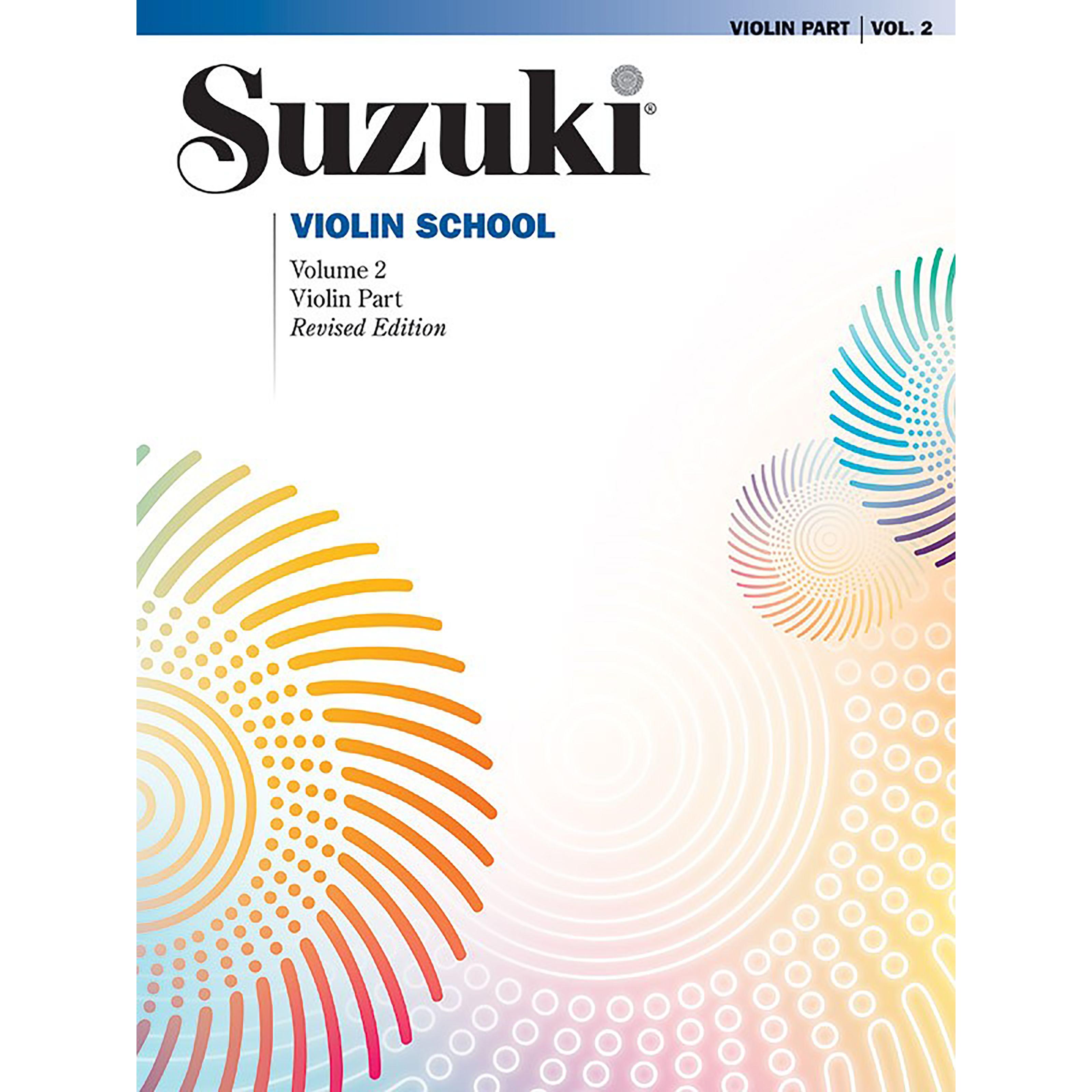 Alfred Music - Suzuki Violin School 2 00-0146S