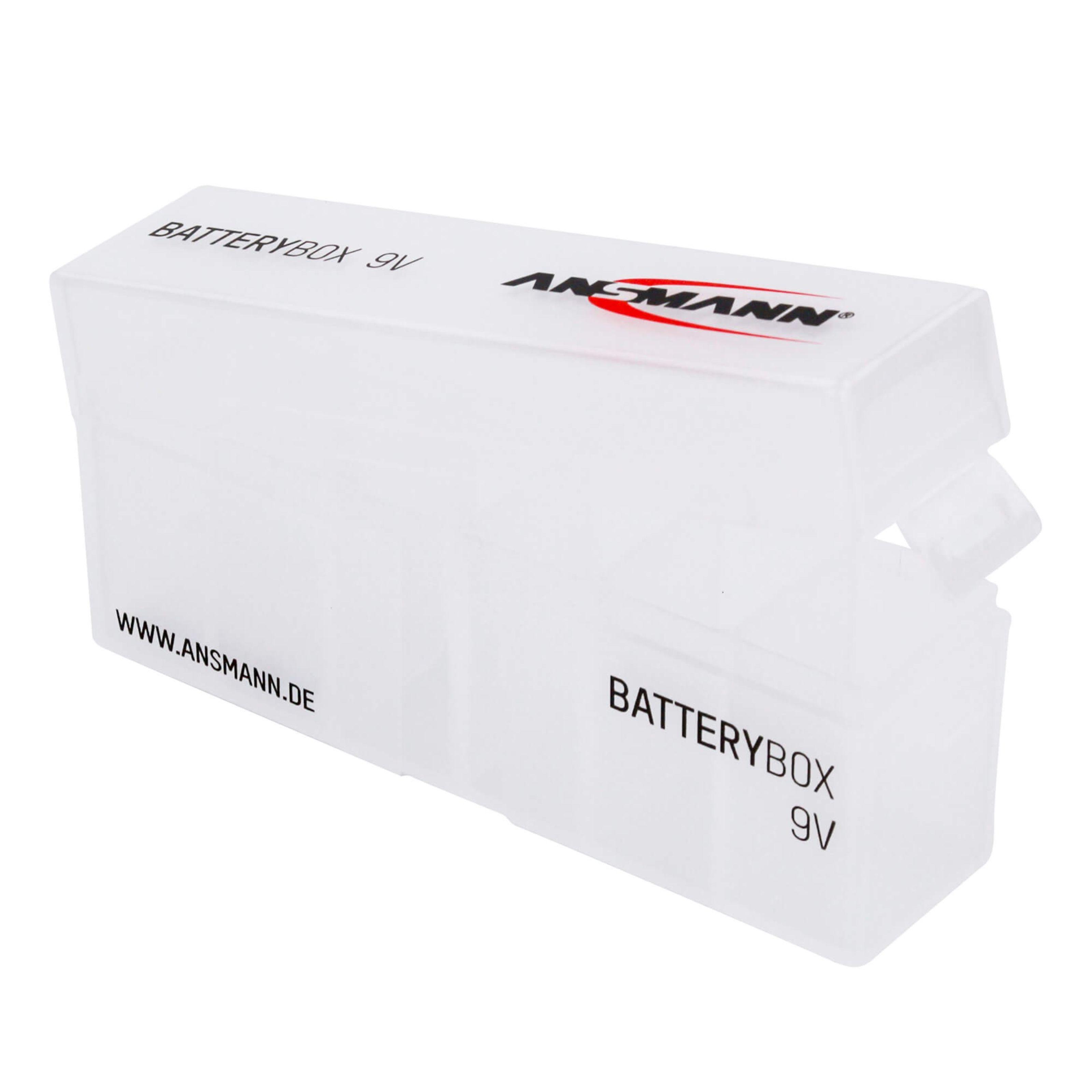 Ansmann - Batteriebox 1900-0036