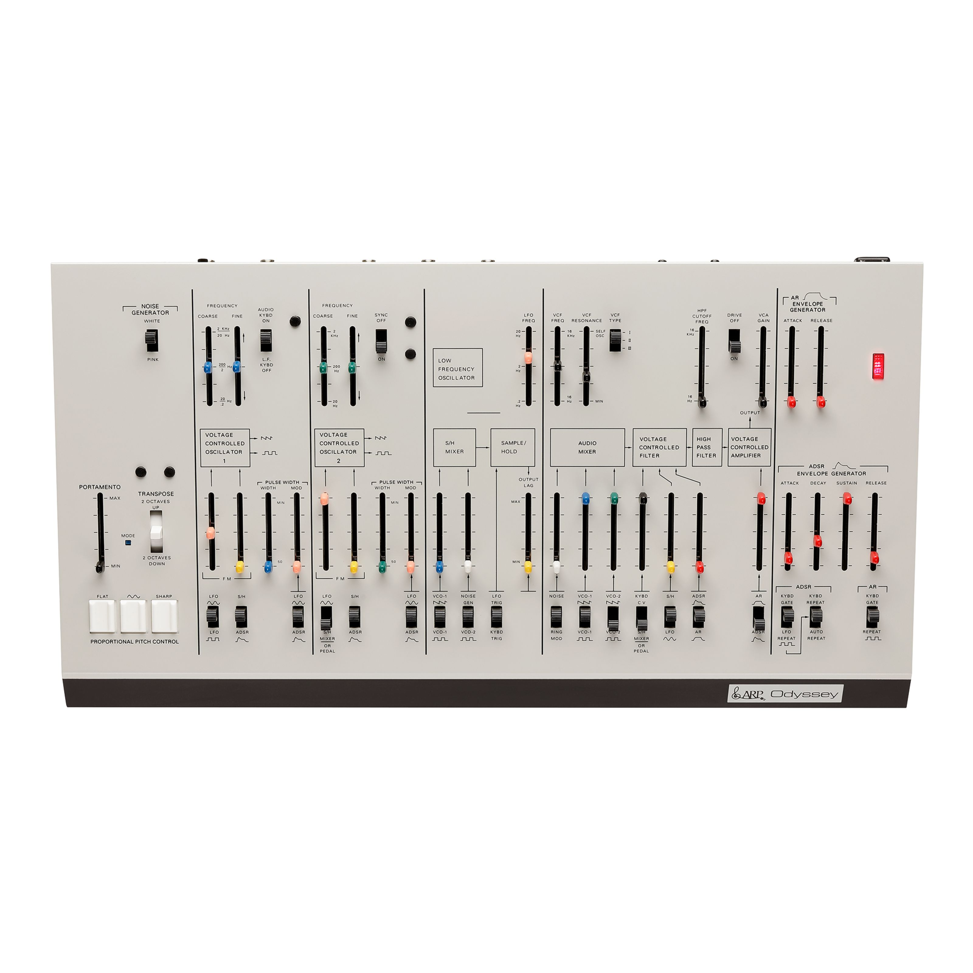 ARP - Odyssey Modul Rev. 1